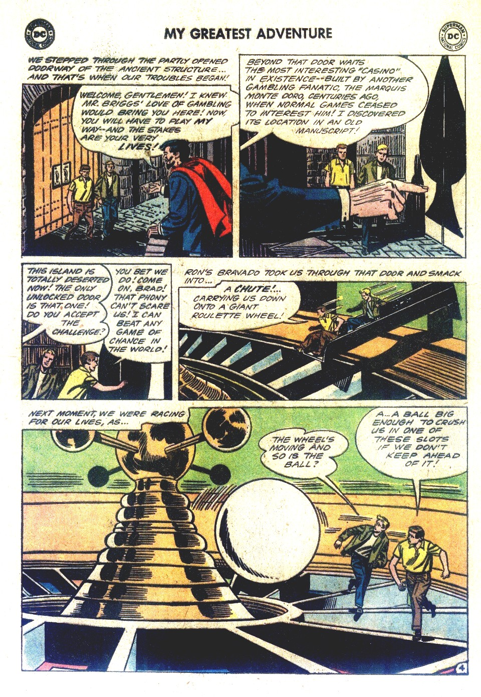 My Greatest Adventure (1955) issue 67 - Page 28