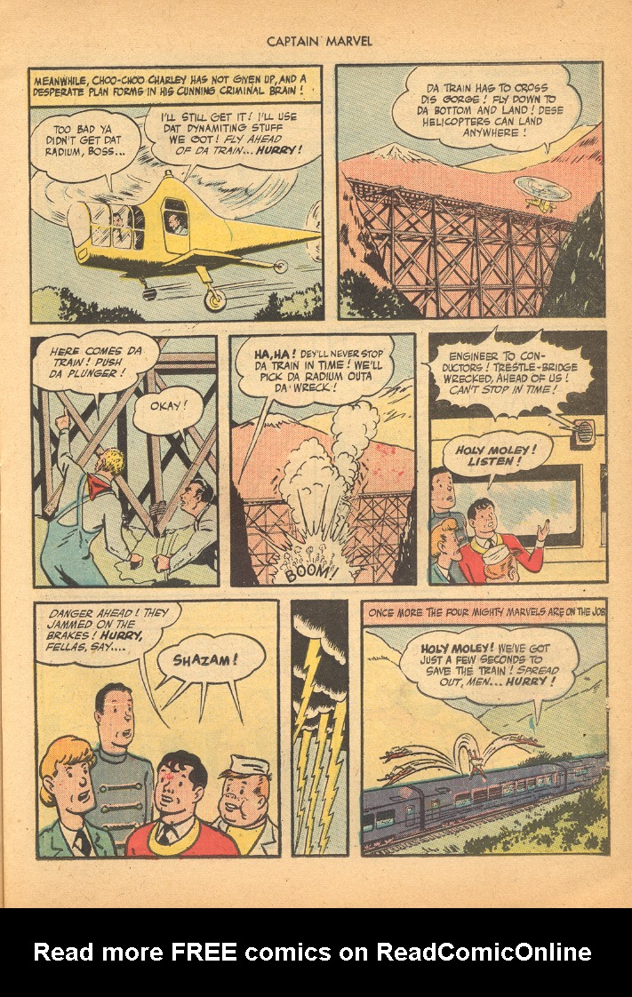 Captain Marvel Adventures issue 62 - Page 23