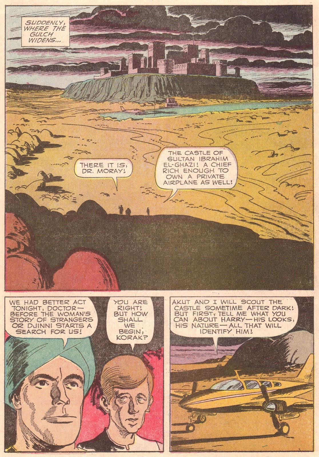 Korak, Son of Tarzan (1964) issue 35 - Page 15