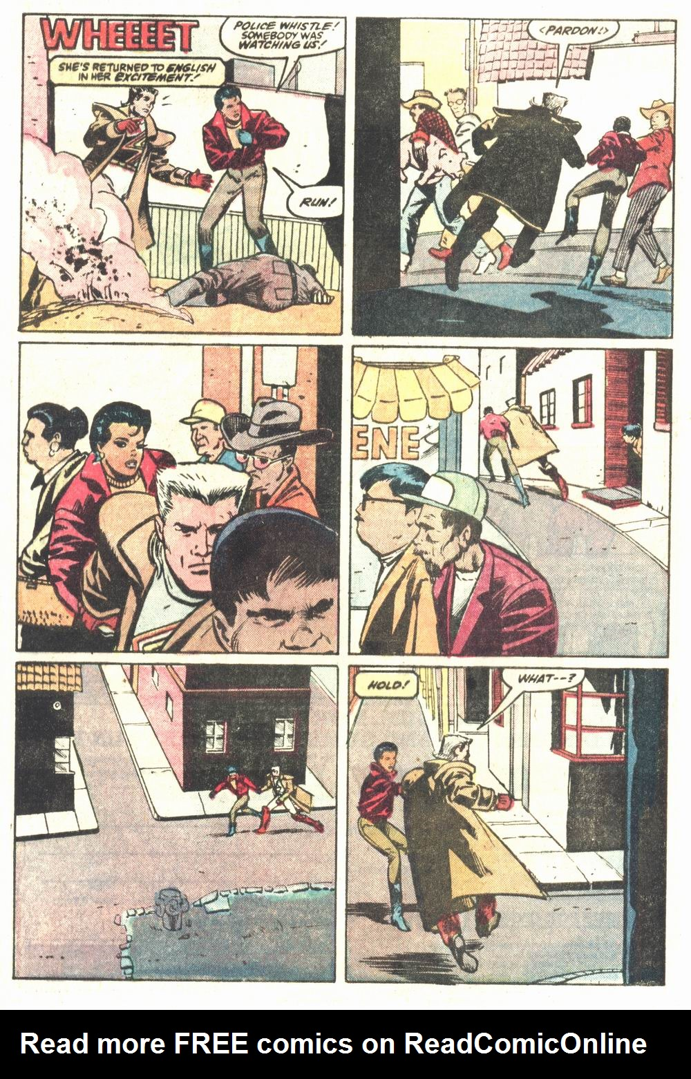 Read online Justice (1986) comic -  Issue #5 - 6