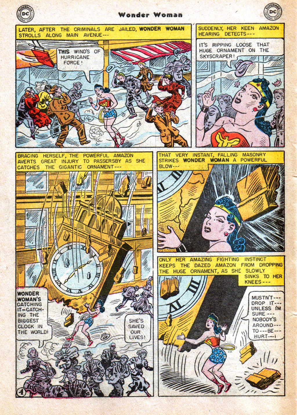 Read online Wonder Woman (1942) comic -  Issue #77 - 28
