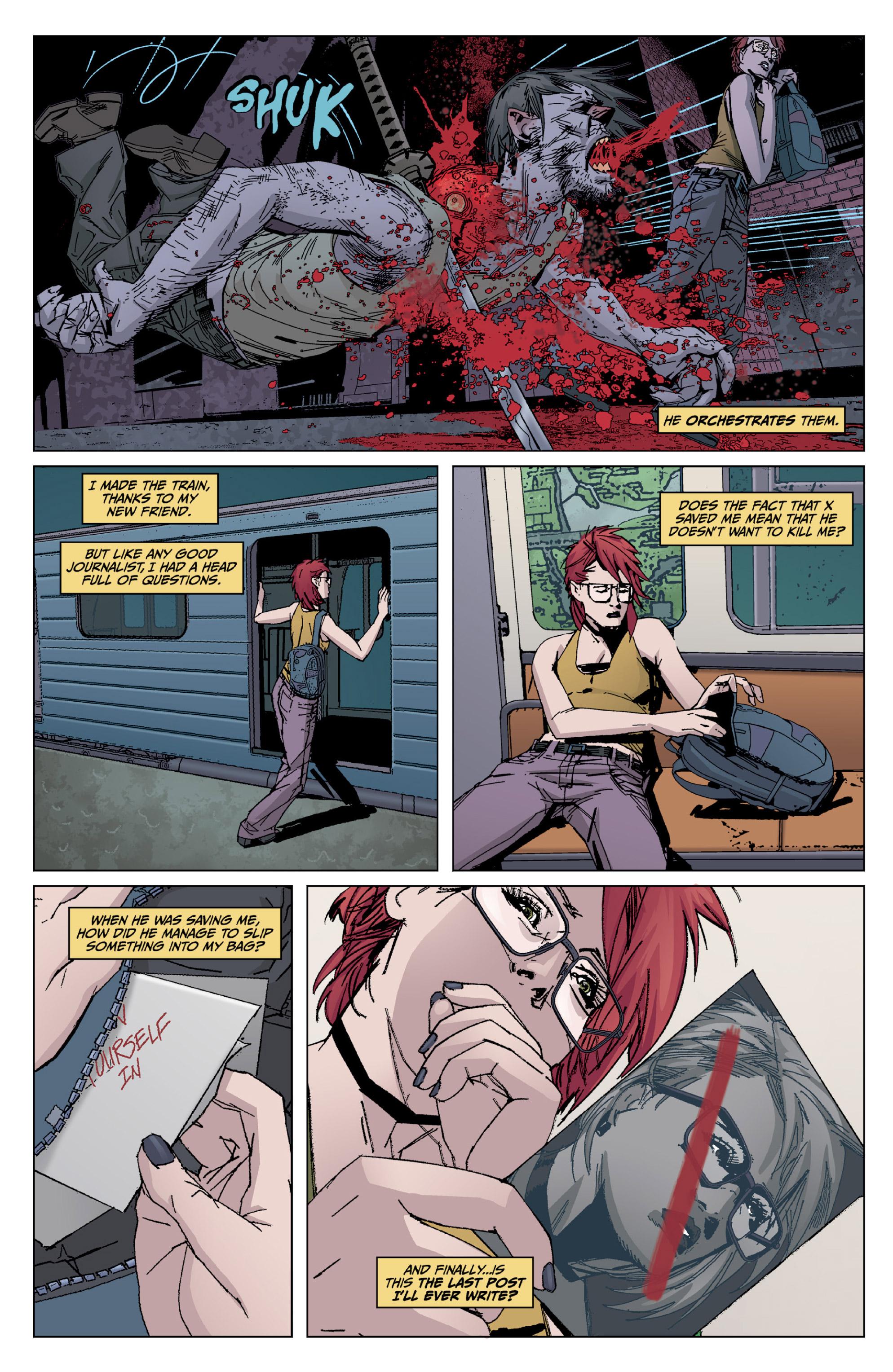 Read online X: Big Bad comic -  Issue # Full - 91