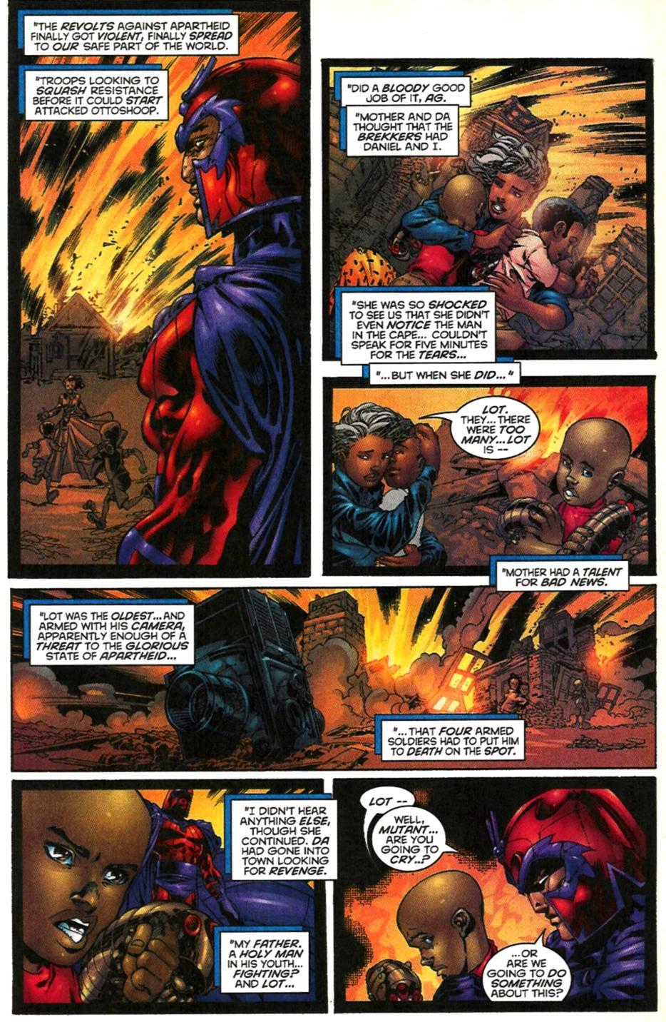 X-Men (1991) 76 Page 16