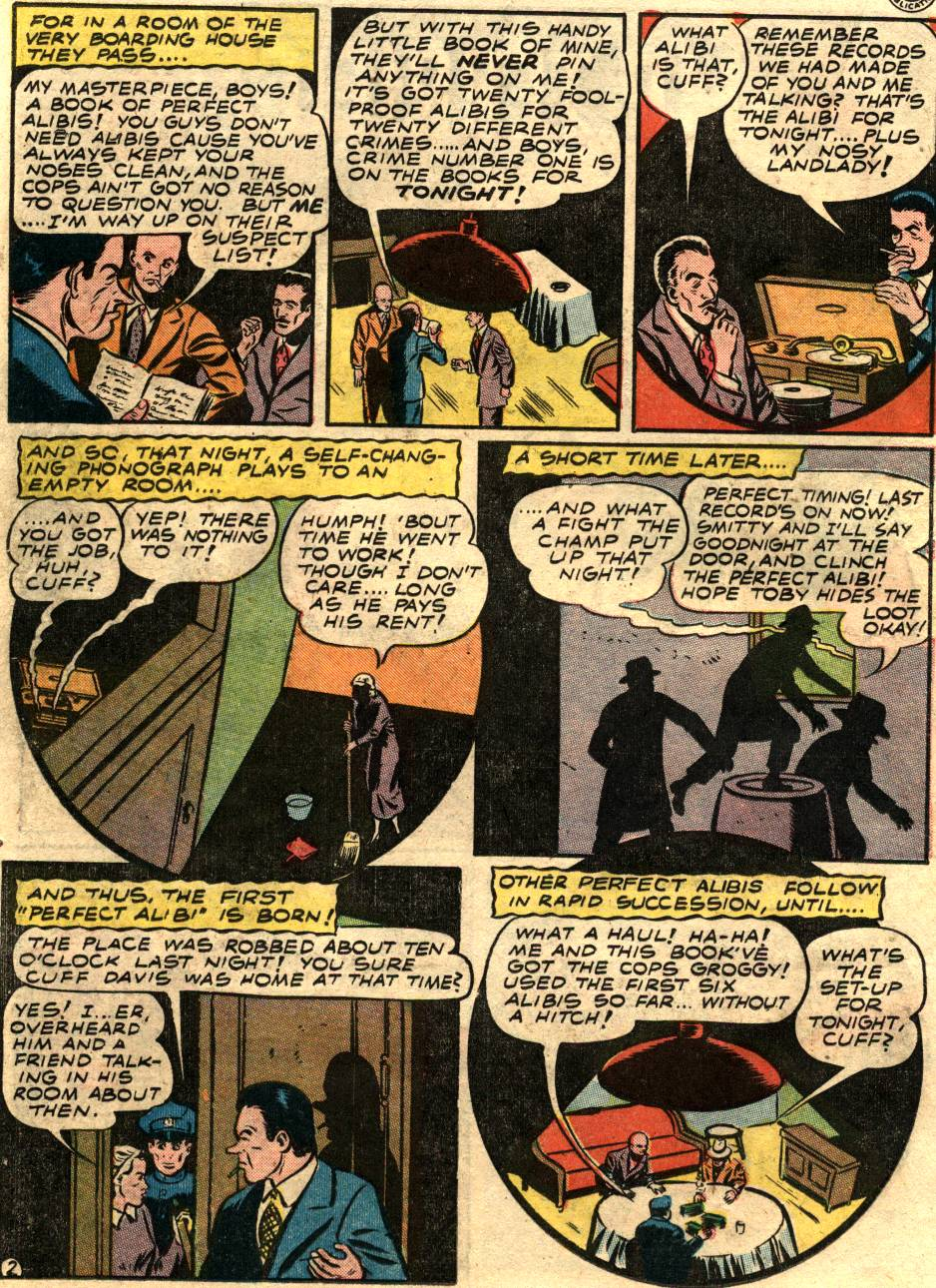 Read online Sensation (Mystery) Comics comic -  Issue #58 - 32