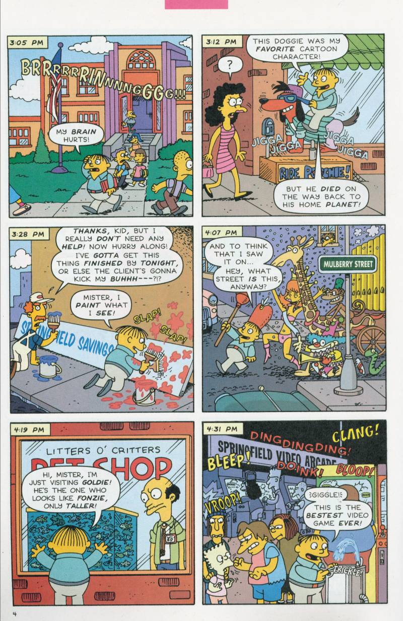 Read online Simpsons Comics Presents Bart Simpson comic -  Issue #6 - 27