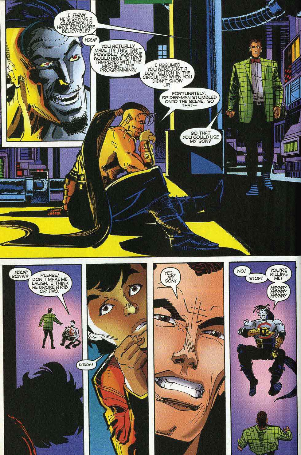 The Amazing Spider-Man (1999) _Annual_2 Page 34