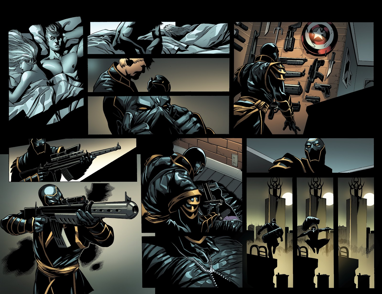 Read online Siege Prelude comic -  Issue # TPB (Part 2) - 24