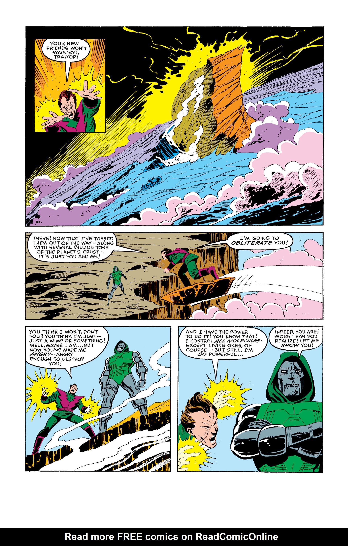 Read online Secret Wars (1985) comic -  Issue #11 - 5