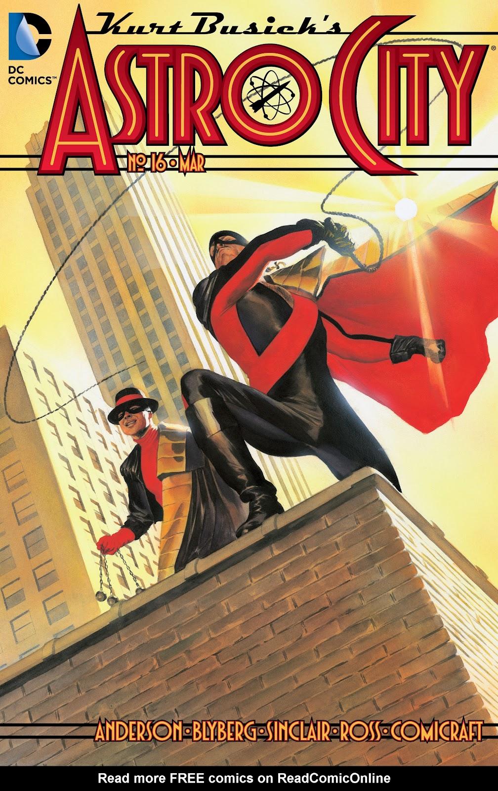 Kurt Busiek's Astro City (1996) issue 16 - Page 1