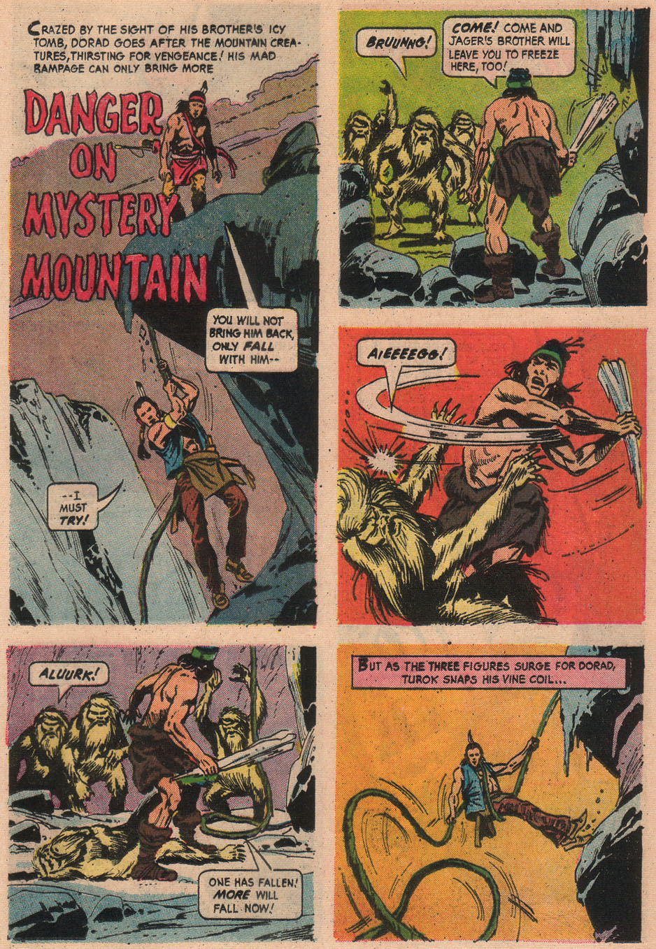 Read online Turok, Son of Stone comic -  Issue #48 - 25