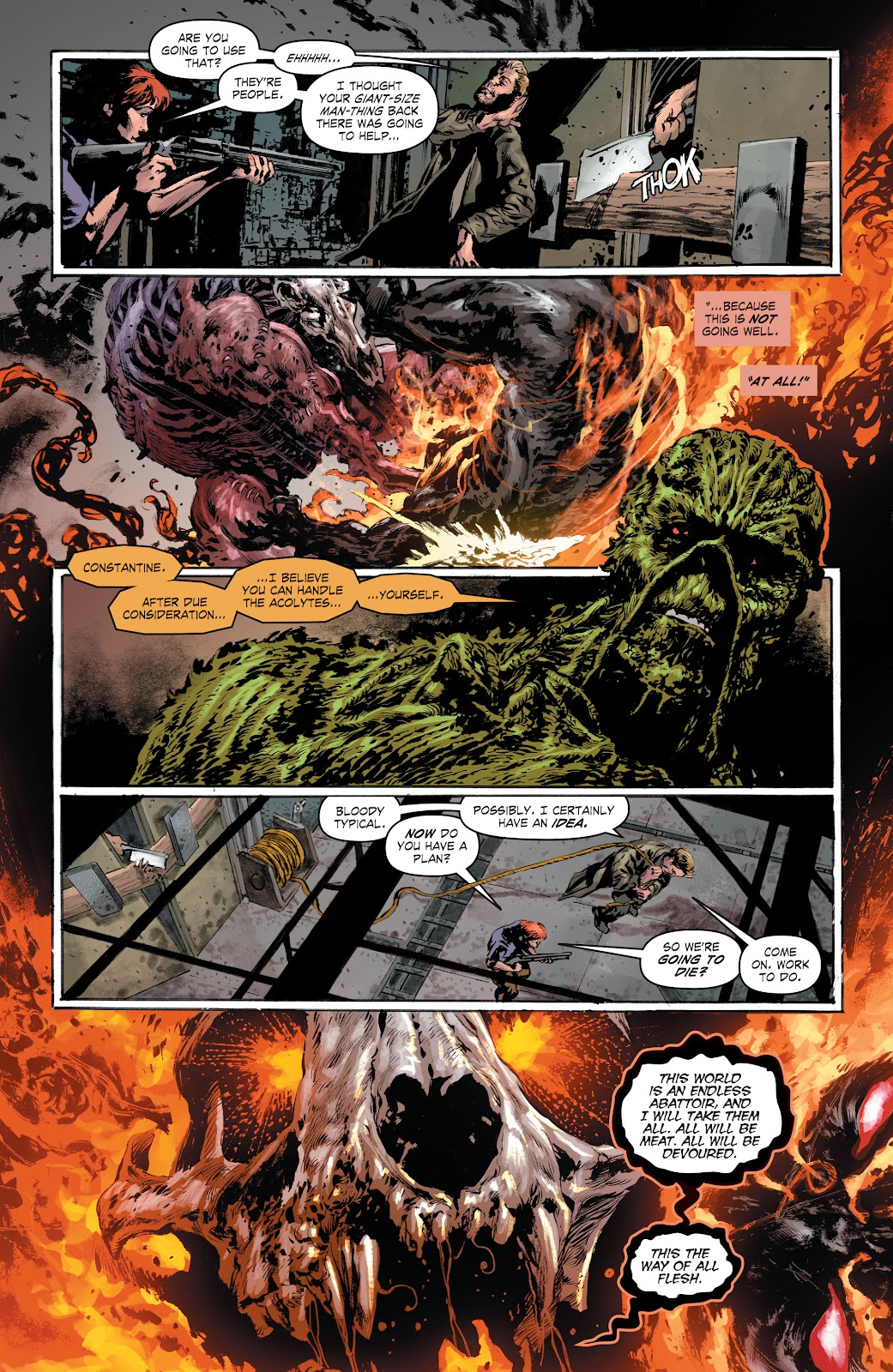 Read online The Curse of Brimstone: Ashes comic -  Issue # TPB (Part 1) - 19