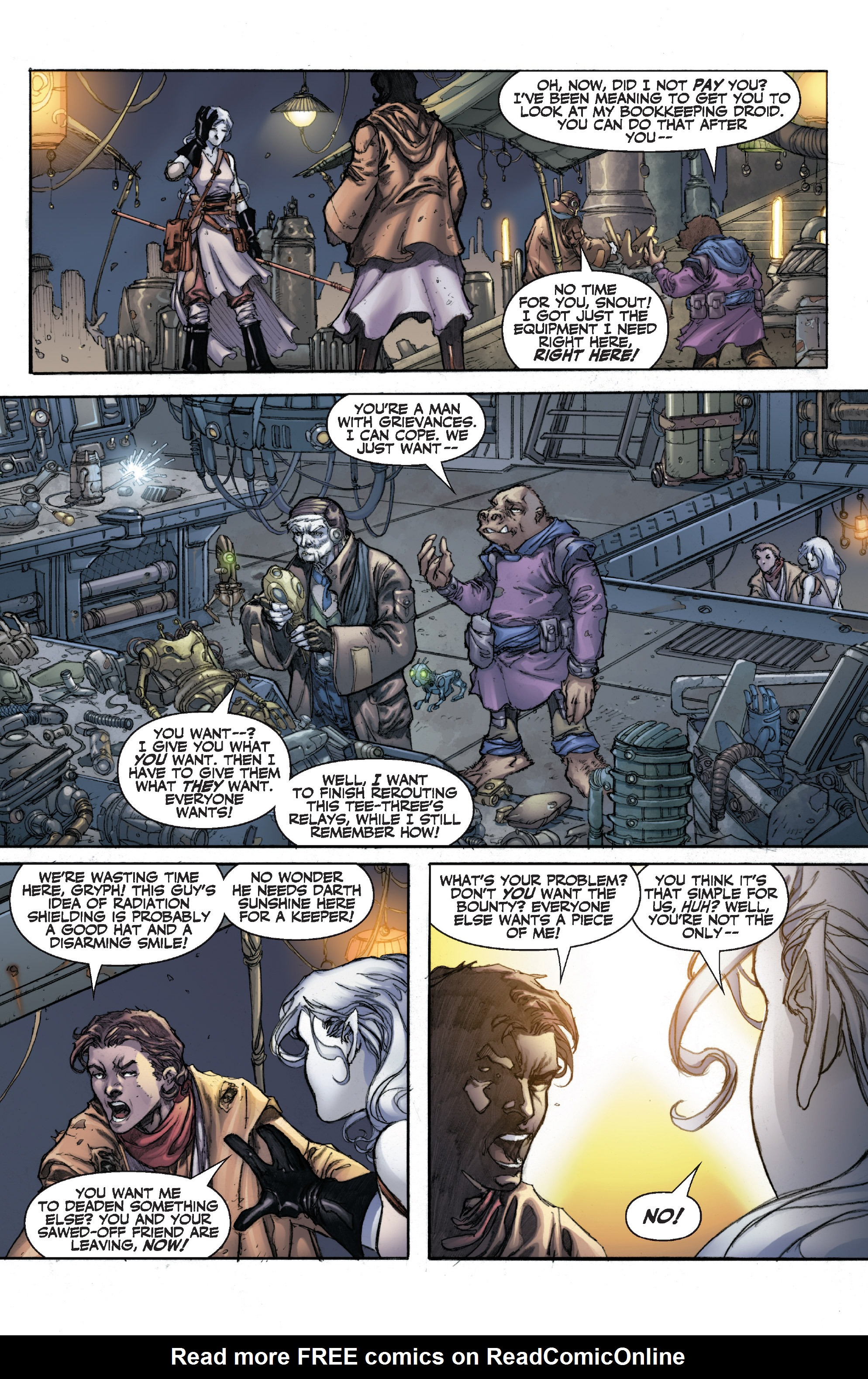 Read online Star Wars Omnibus comic -  Issue # Vol. 29 - 75