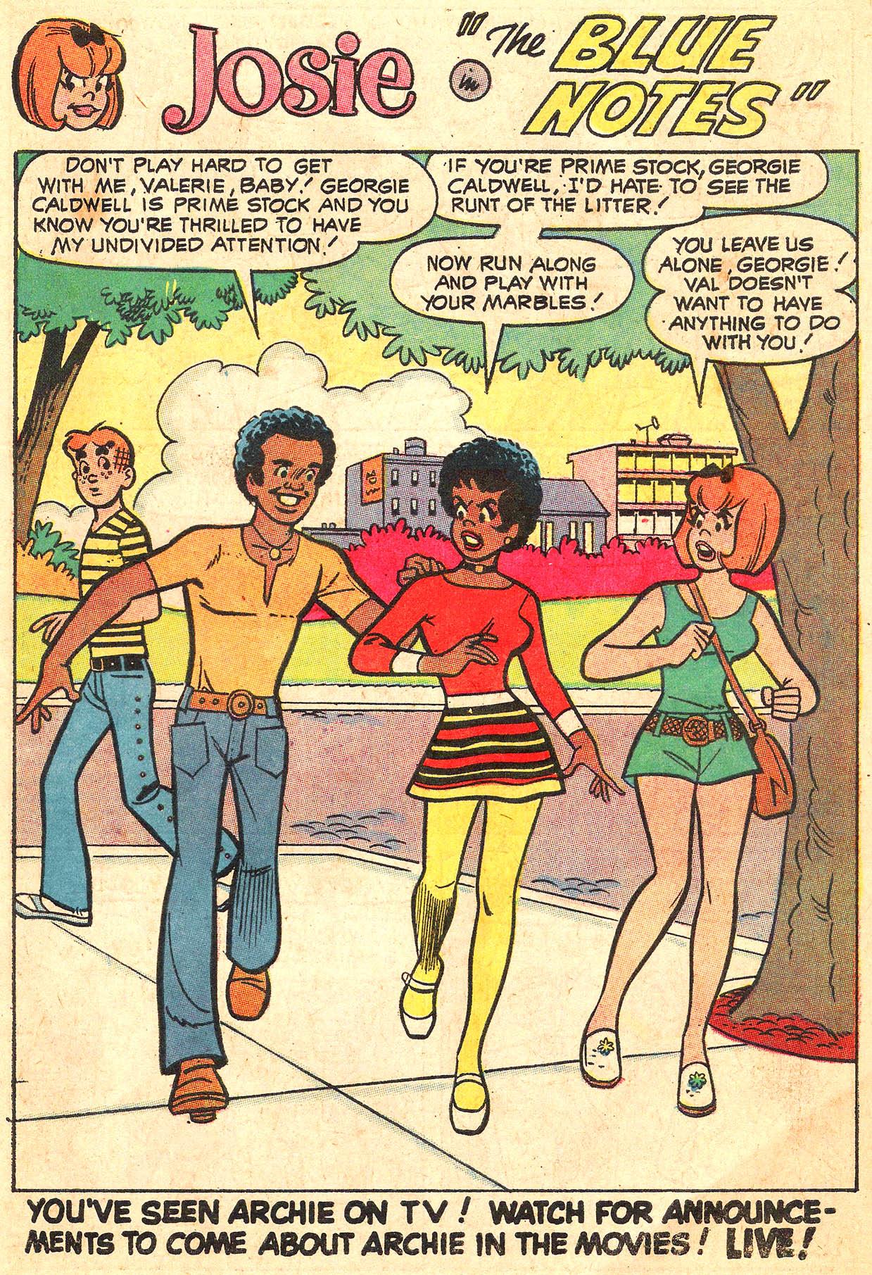 Read online She's Josie comic -  Issue #59 - 21
