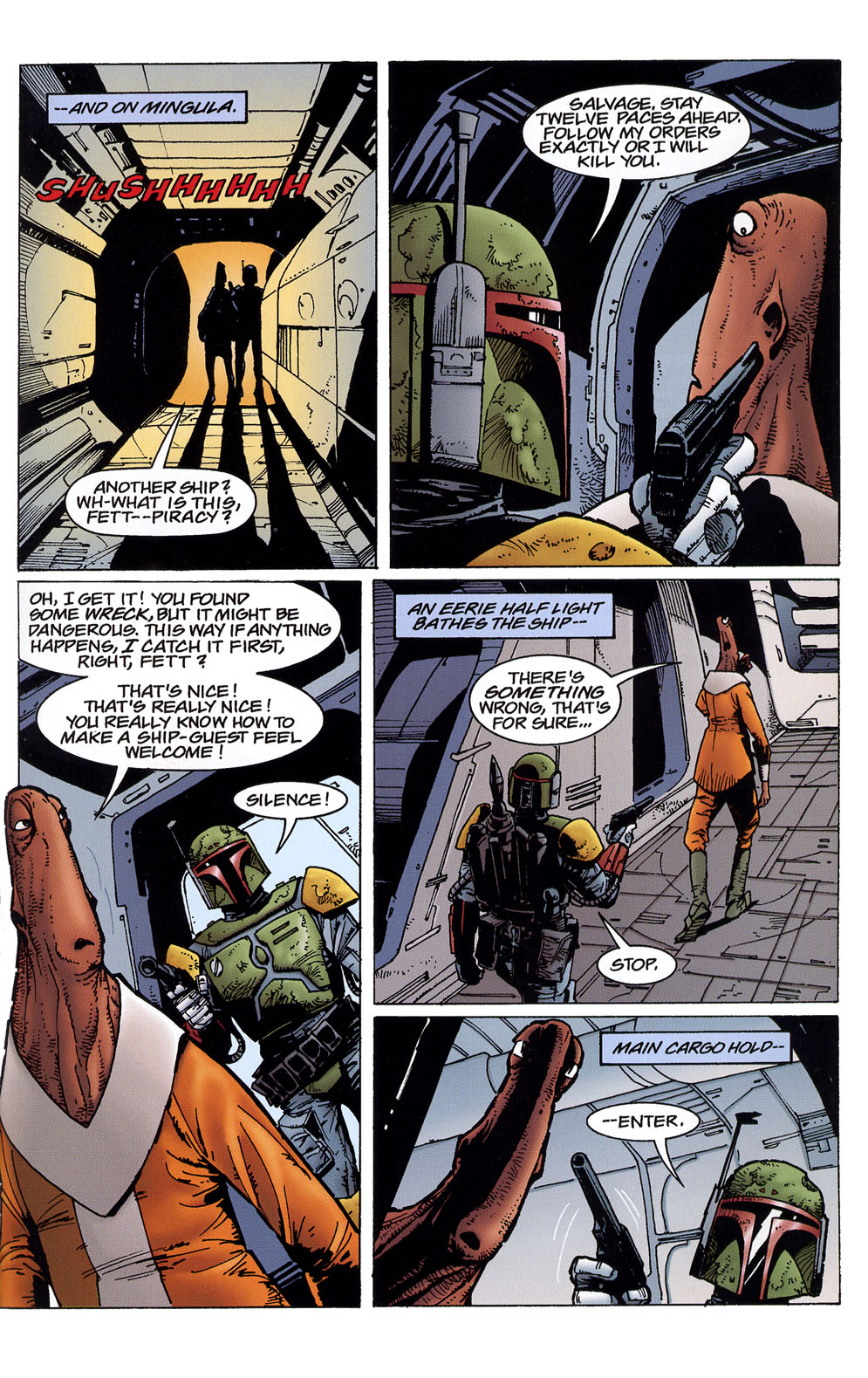 Read online Star Wars Omnibus comic -  Issue # Vol. 12 - 283
