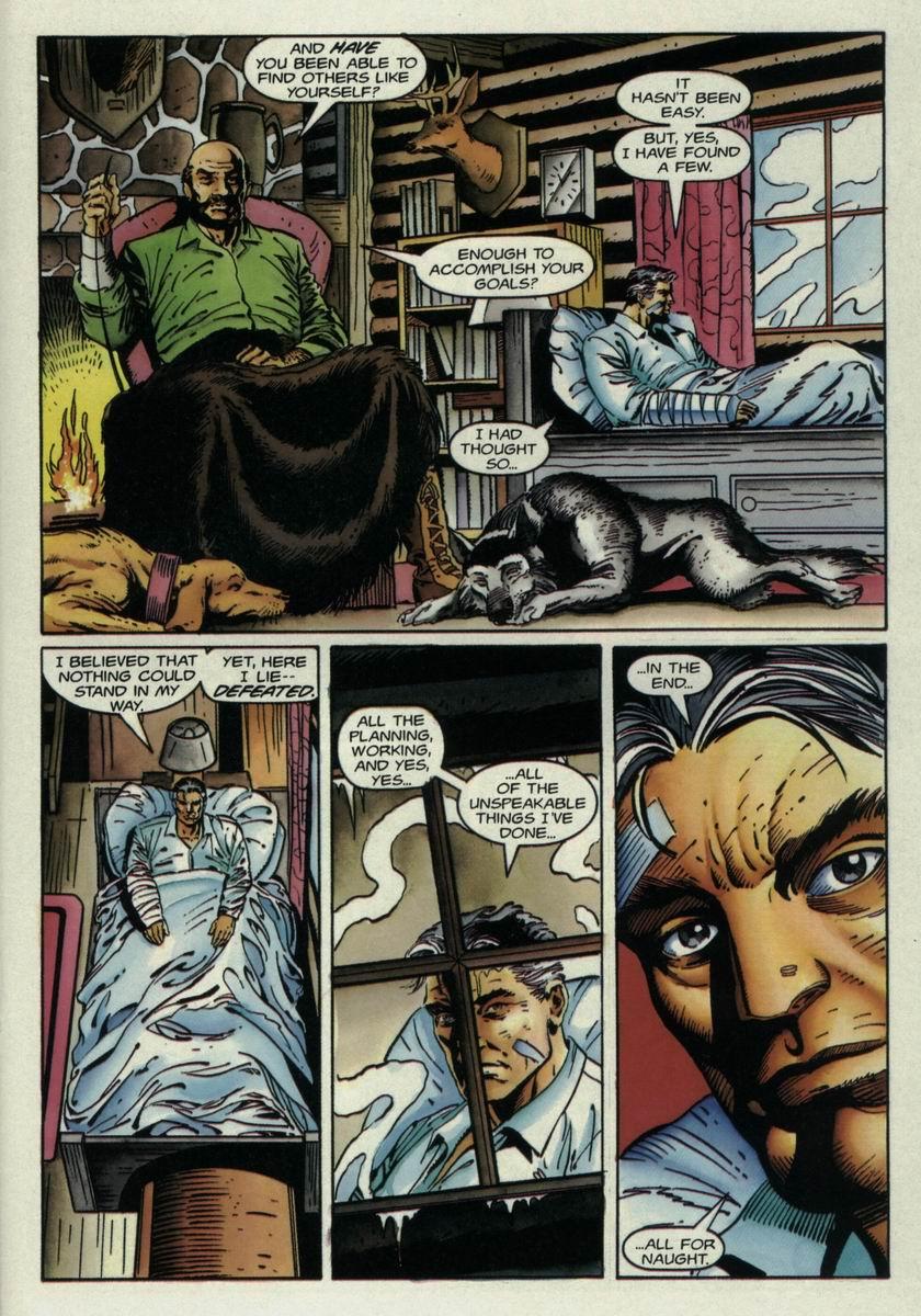 Read online Harbinger Files comic -  Issue #1 - 17