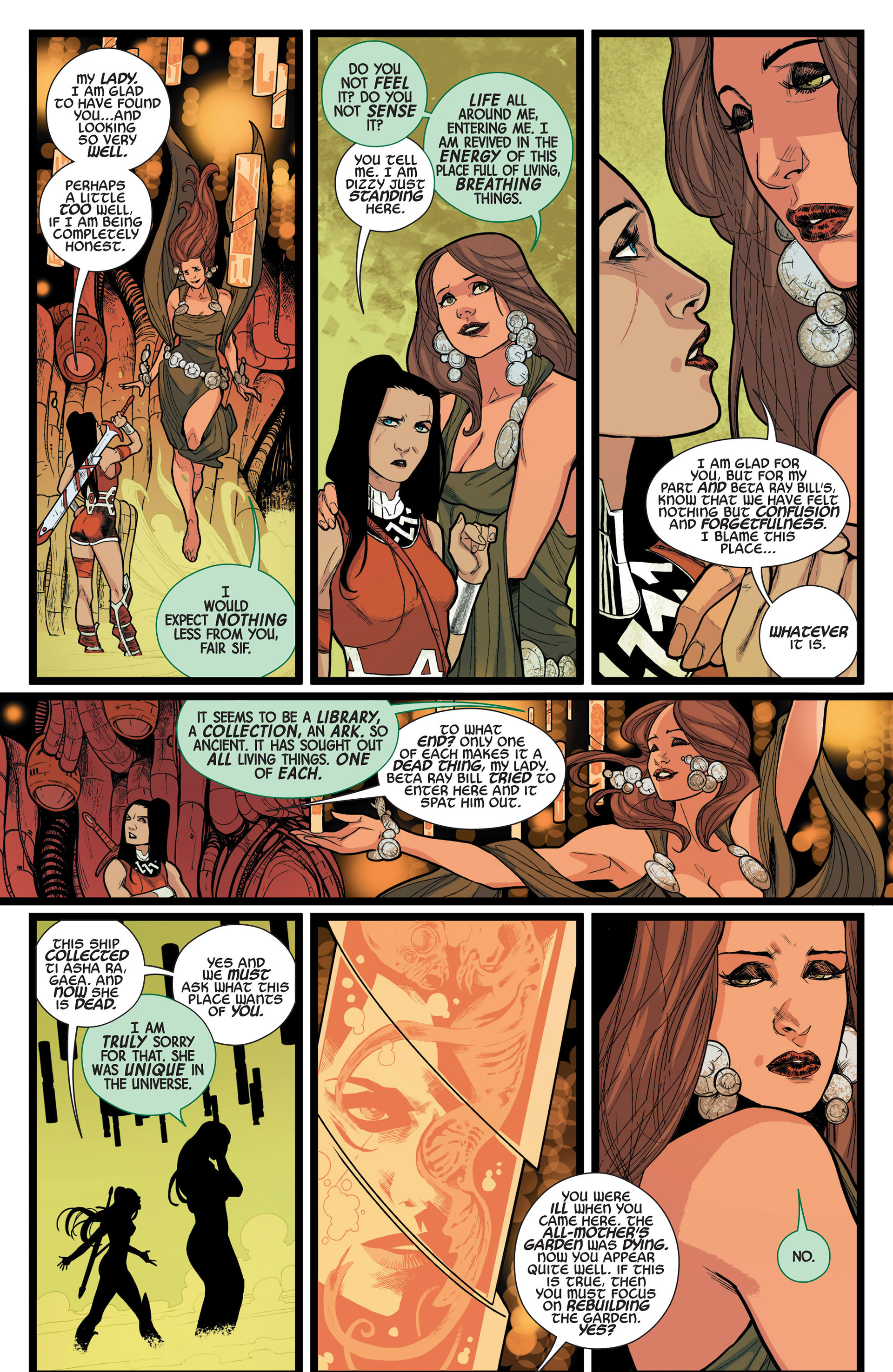 Read online Journey into Mystery (2011) comic -  Issue #654 - 7