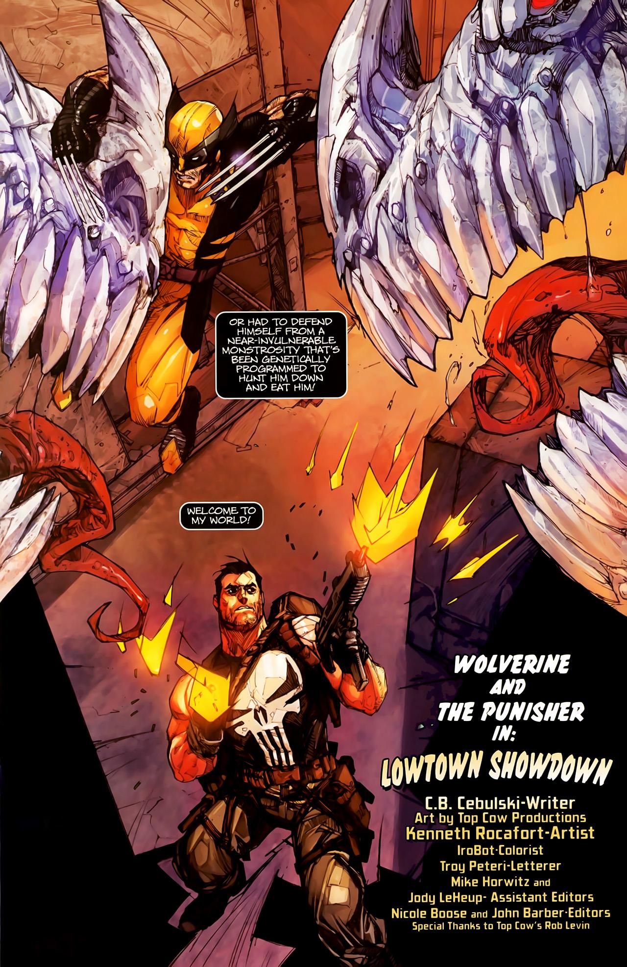 Read online Astonishing Tales (2009) comic -  Issue #5 - 4