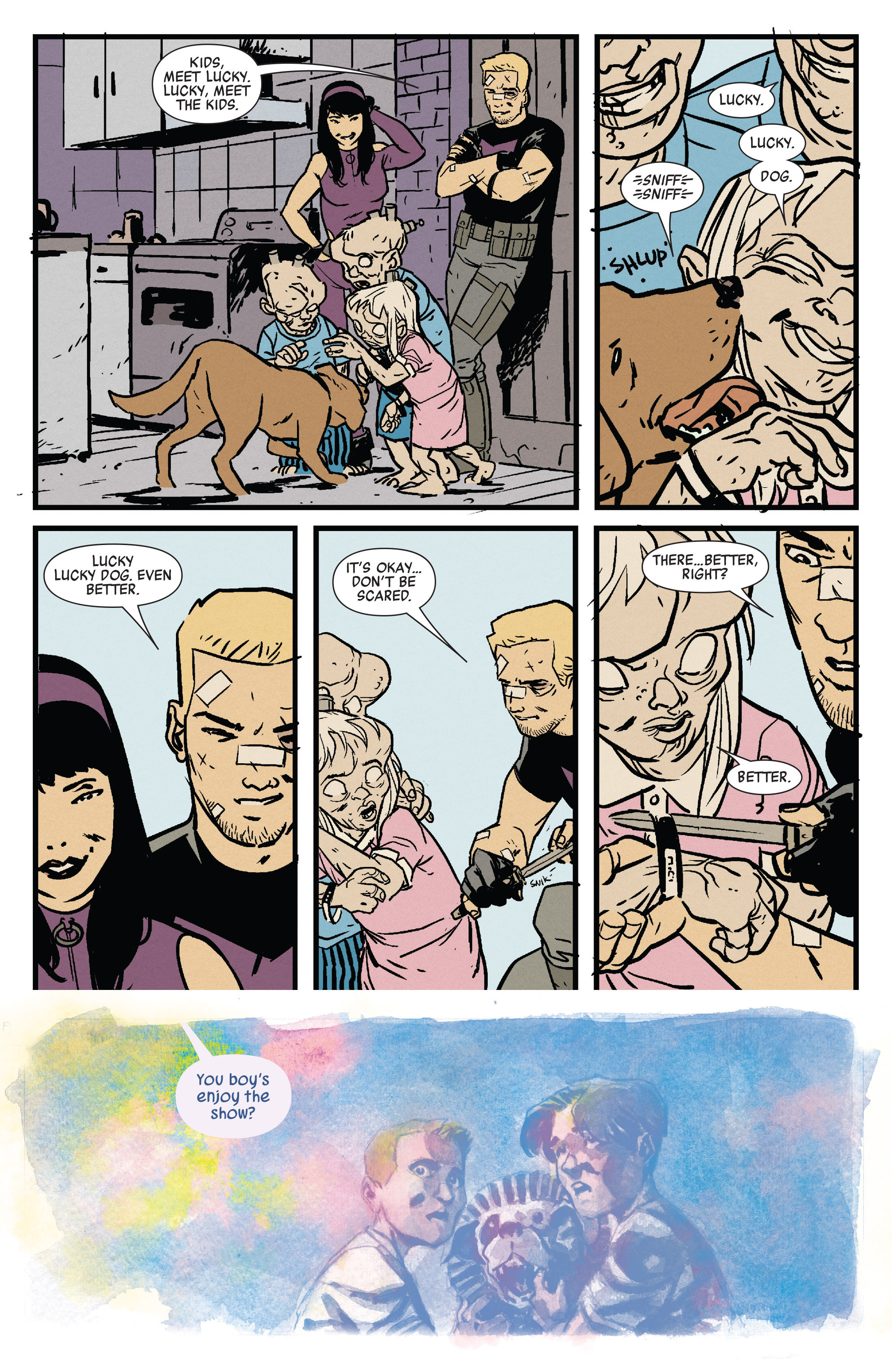 Read online All-New Hawkeye (2015) comic -  Issue #3 - 20