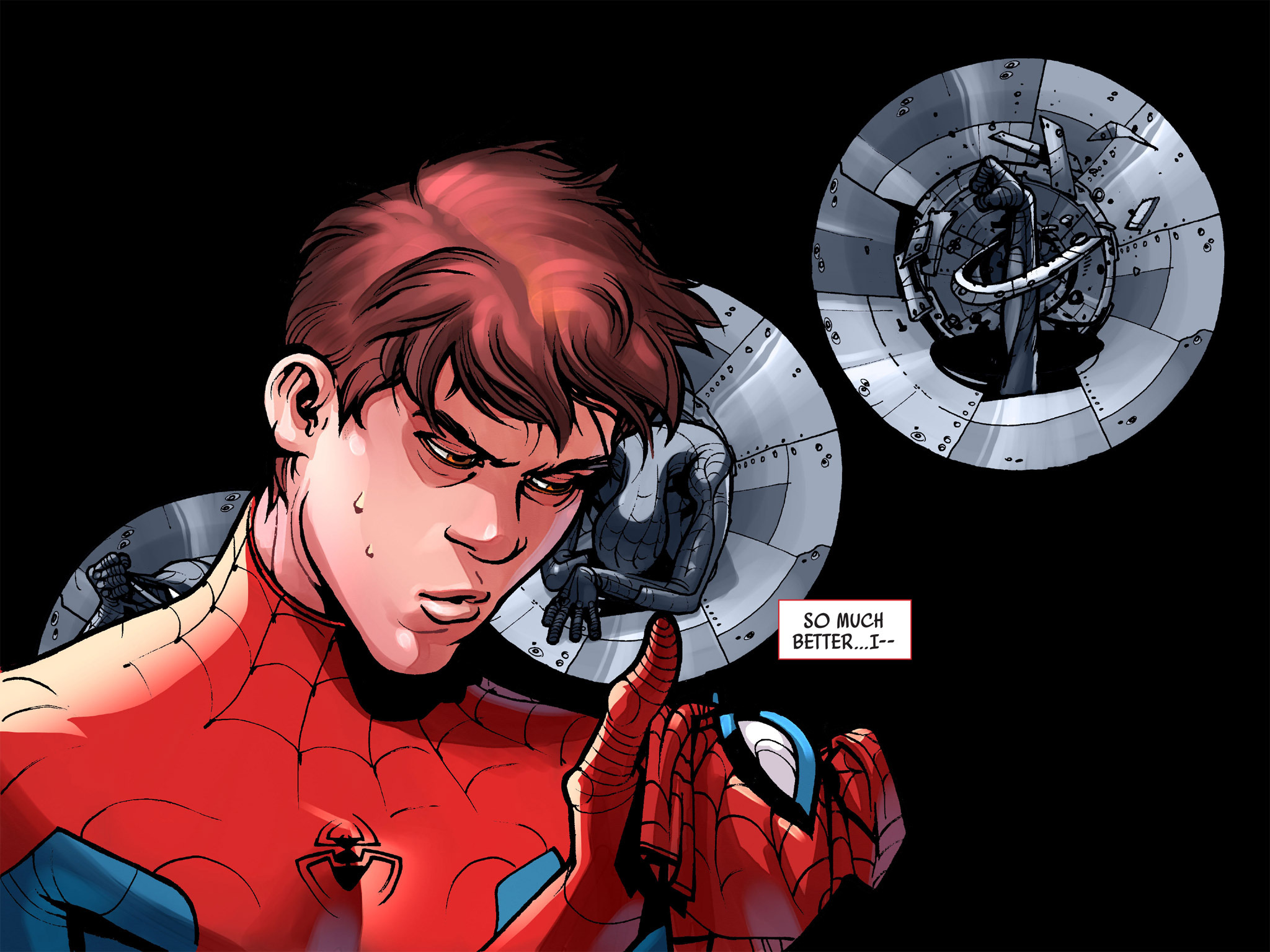 Read online Amazing Spider-Man: Who Am I? comic -  Issue # Full (Part 1) - 43