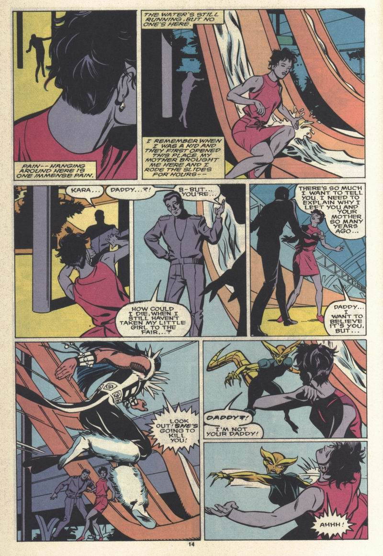 Read online Alpha Flight (1983) comic -  Issue #69 - 16