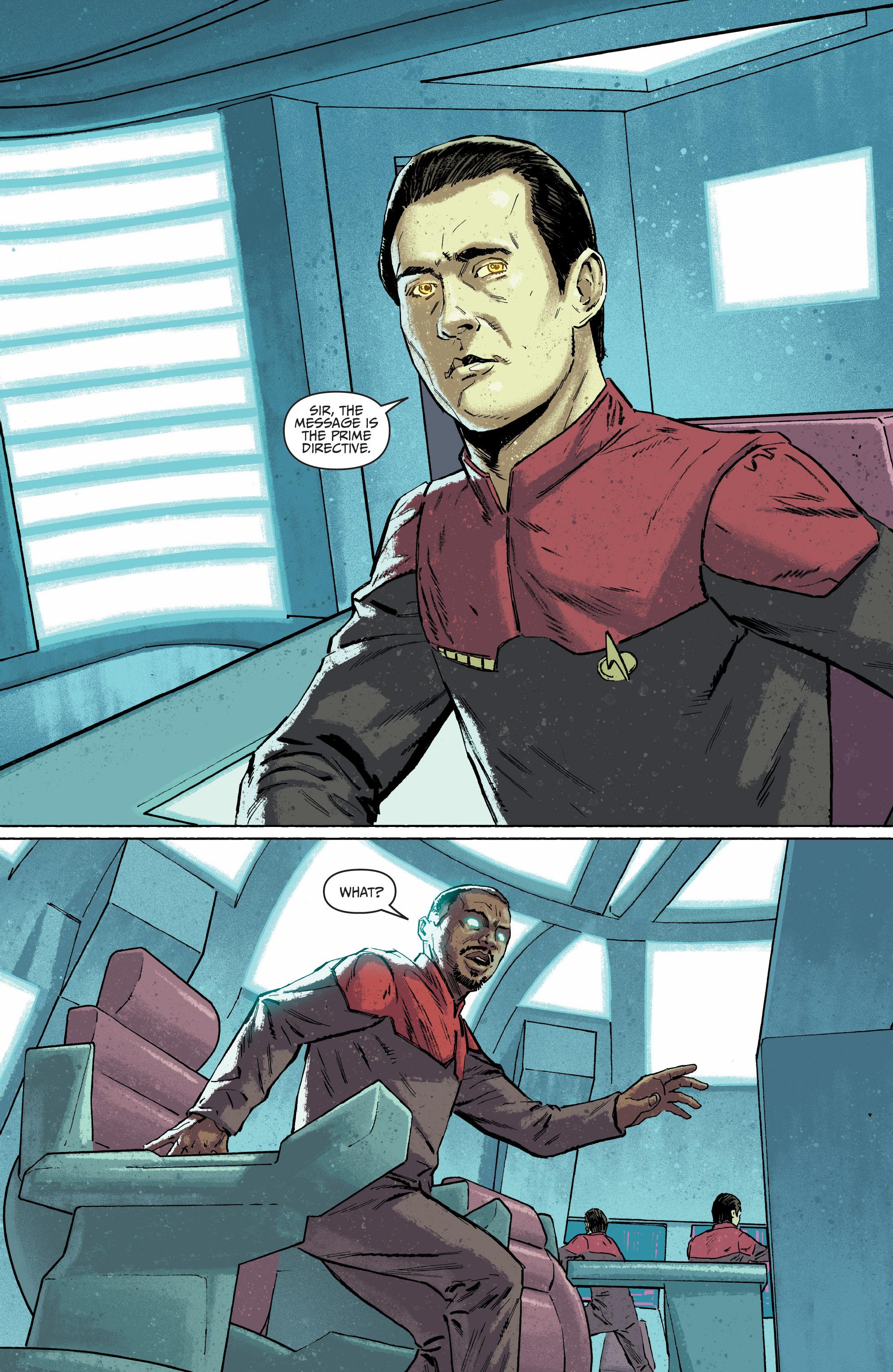 Read online Star Trek: Deviations comic -  Issue # Full - 47