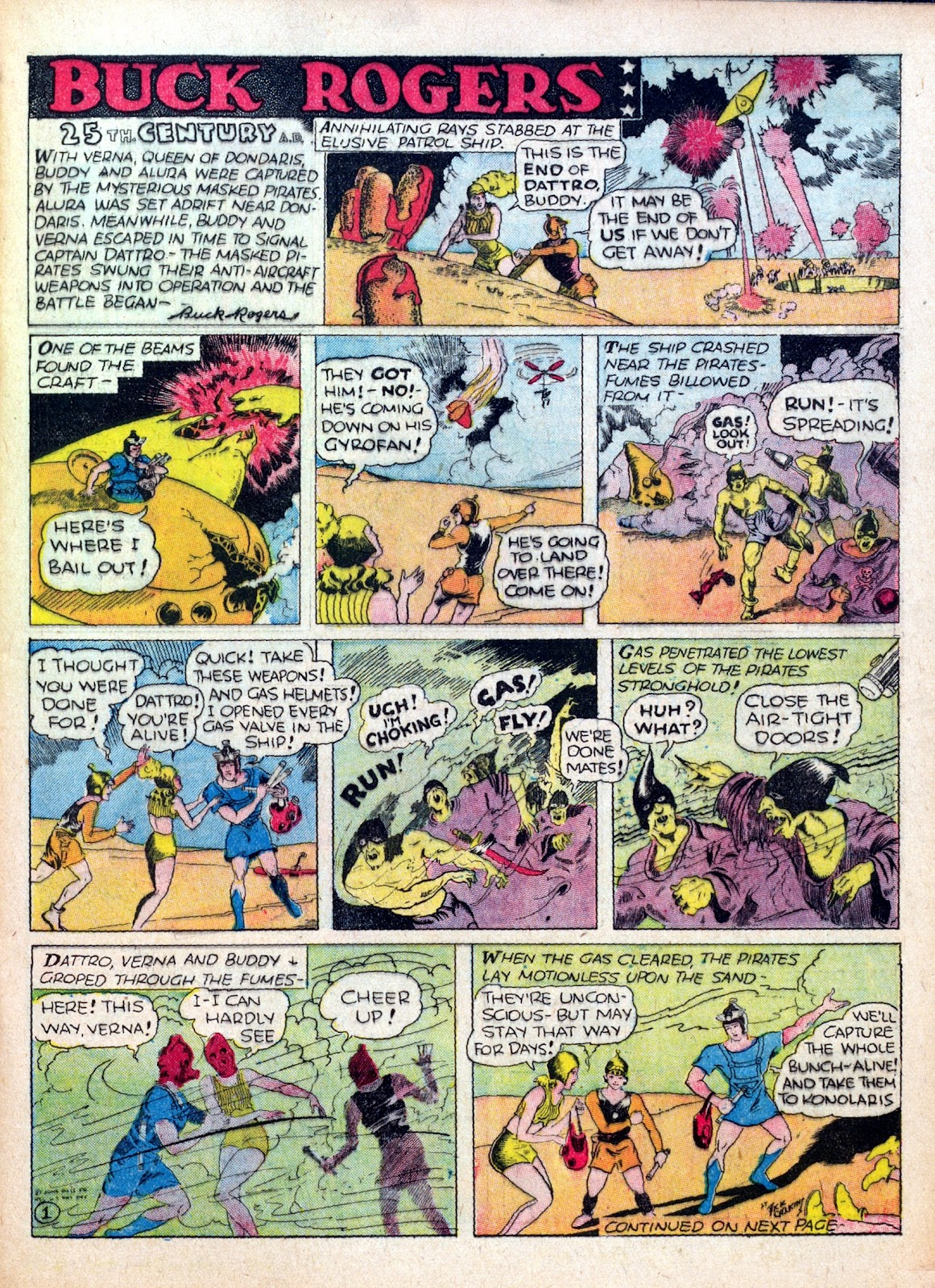 Read online Famous Funnies comic -  Issue #27 - 17