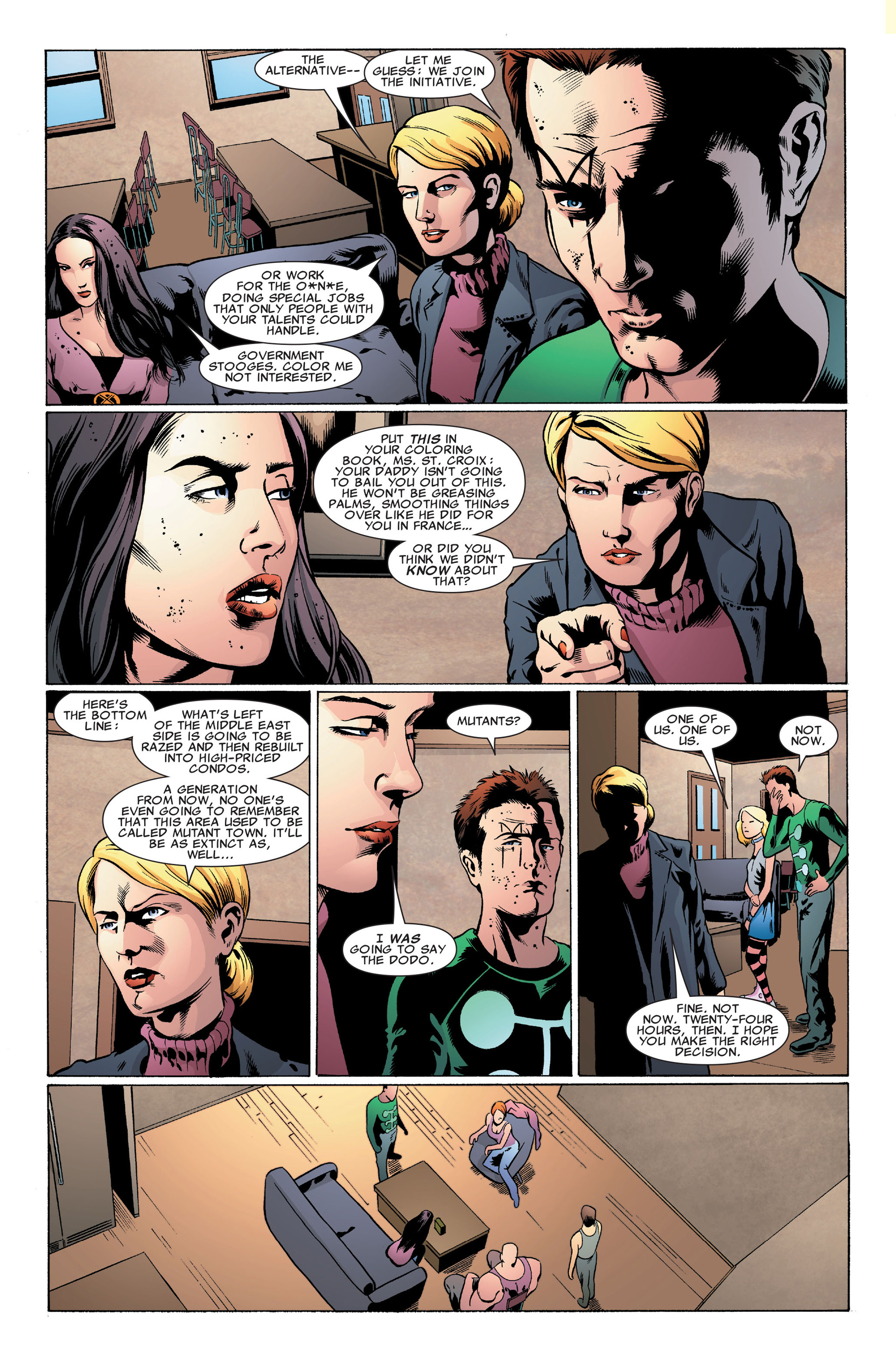 Read online X-Factor (2006) comic -  Issue #32 - 14