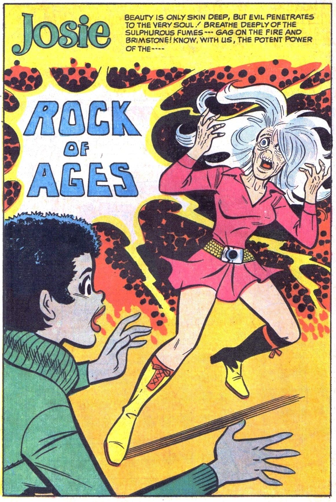 Read online She's Josie comic -  Issue #62 - 38