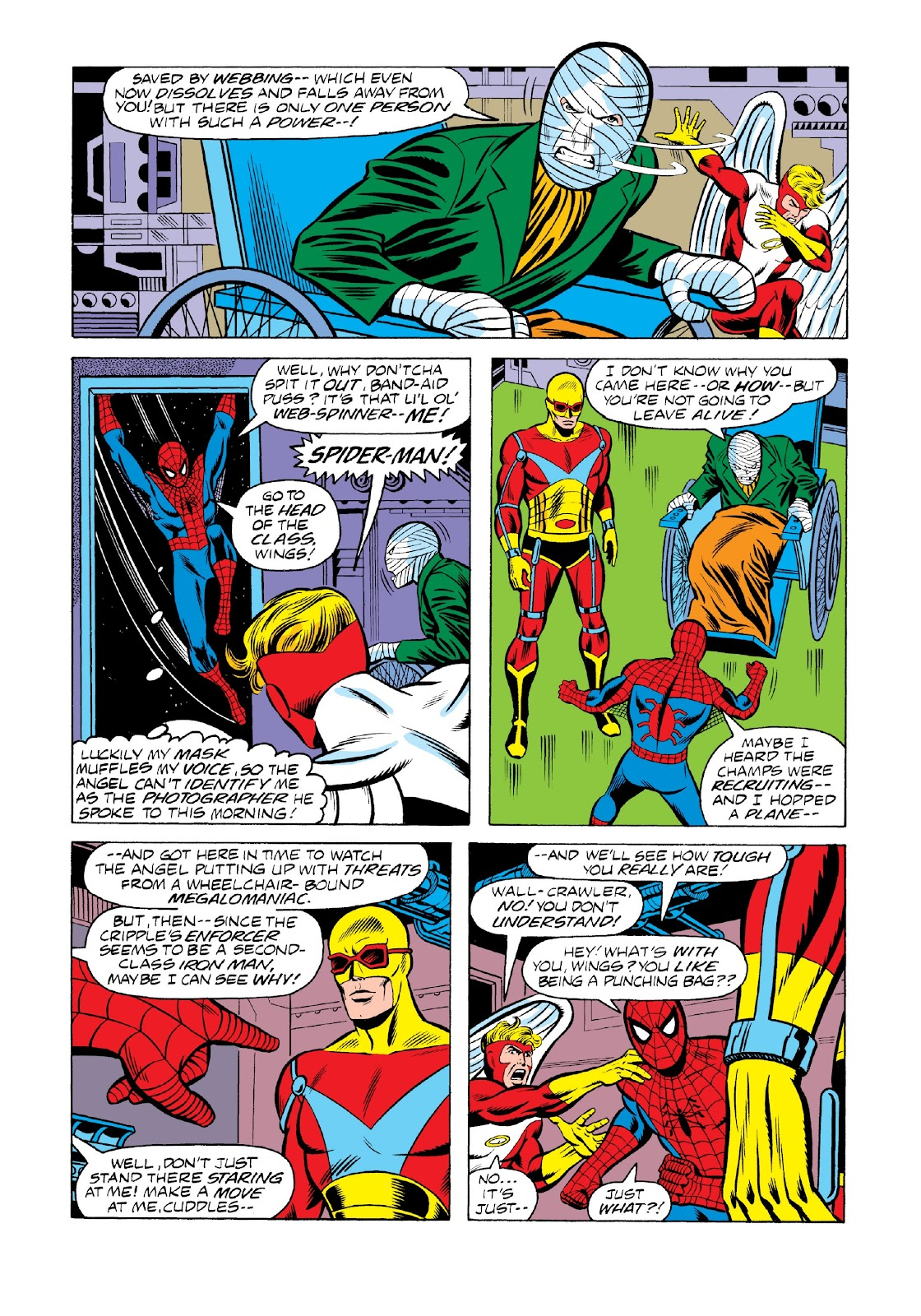 Read online Marvel Masterworks: The Spectacular Spider-Man comic -  Issue # TPB 2 (Part 1) - 39