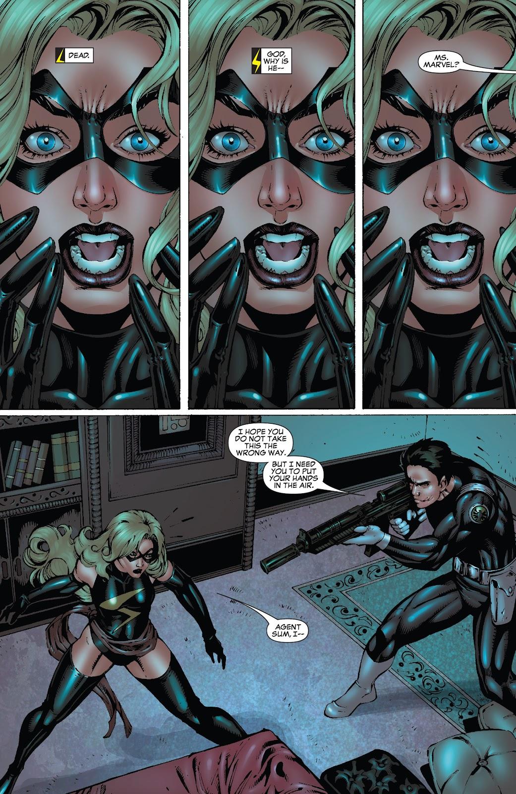 Read online Secret Invasion: Rise of the Skrulls comic -  Issue # TPB (Part 5) - 11