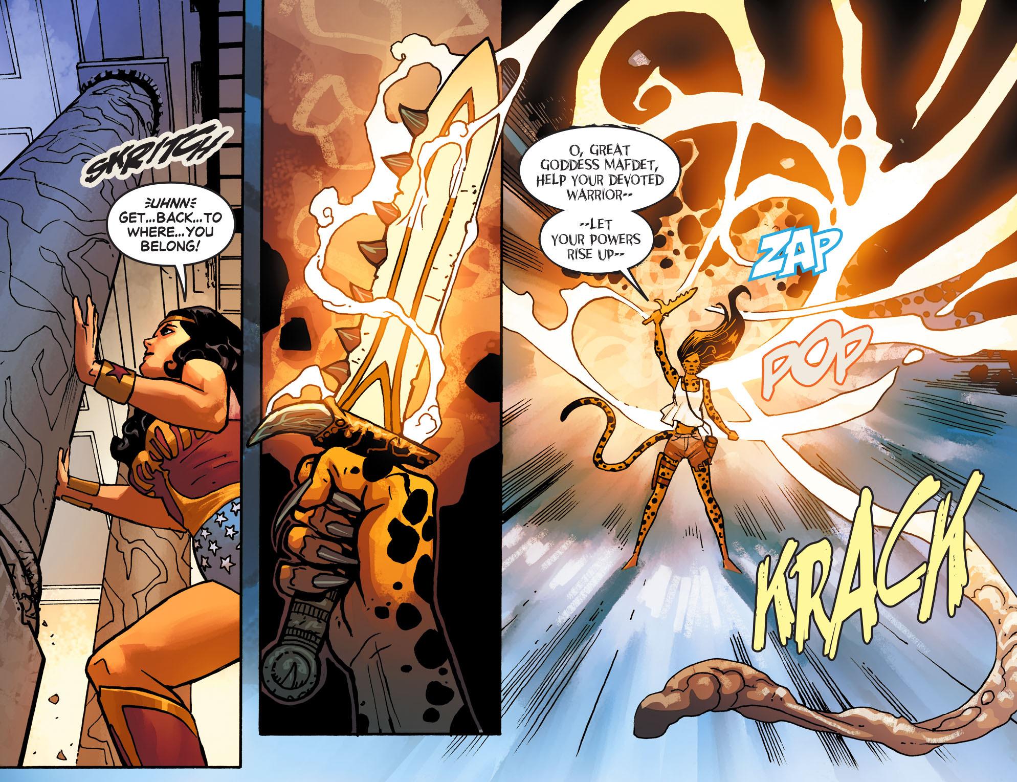 Read online Wonder Woman '77 [I] comic -  Issue #8 - 17