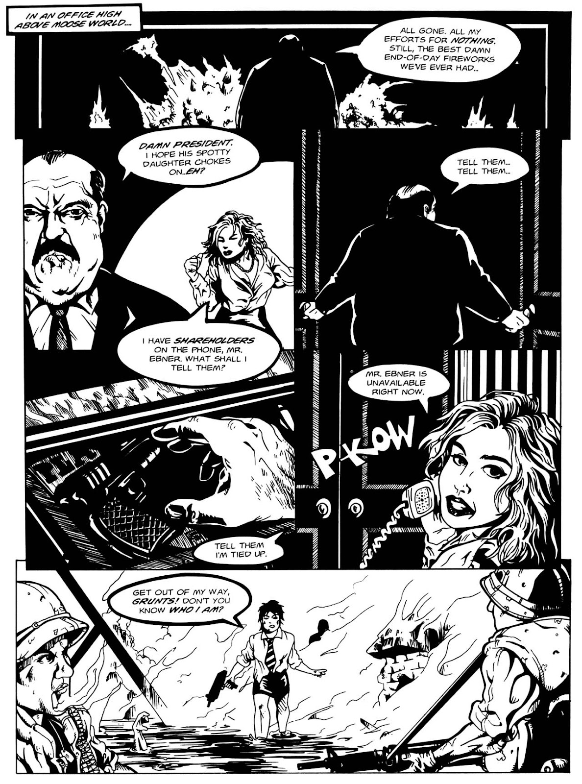 Read online Night of the Living Dead (1994) comic -  Issue #2 - 31