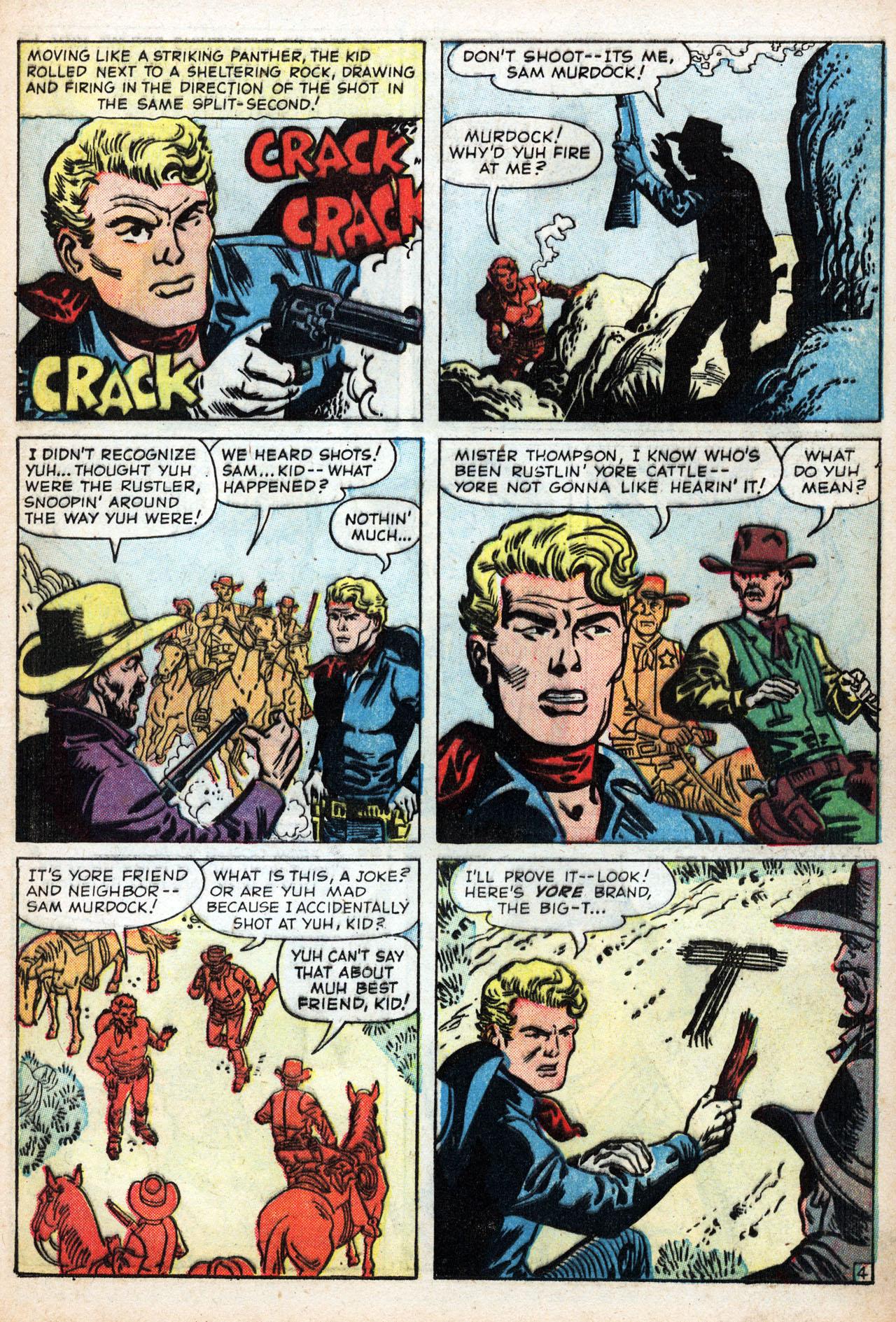 Read online Two-Gun Kid comic -  Issue #42 - 17