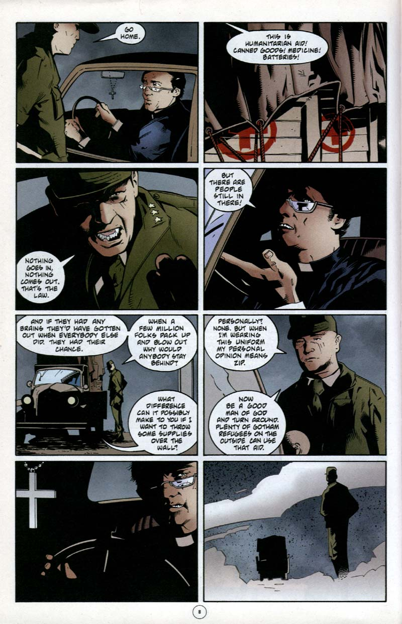 Read online Batman: No Man's Land comic -  Issue #1 - 5