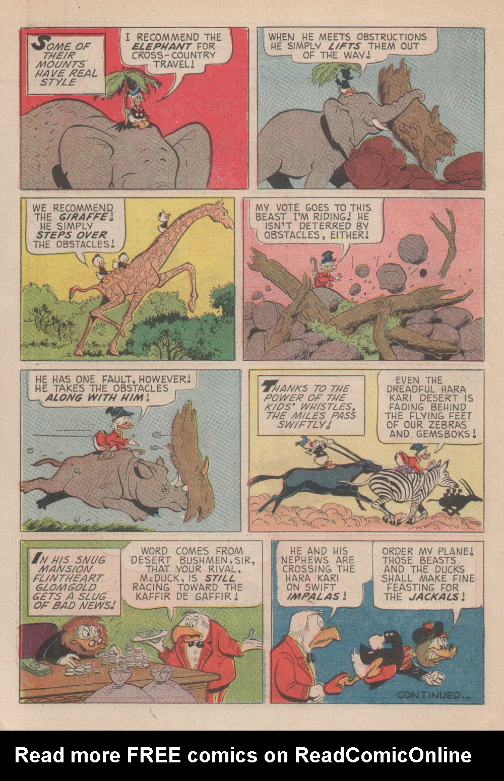Read online Uncle Scrooge (1953) comic -  Issue #61 - 18