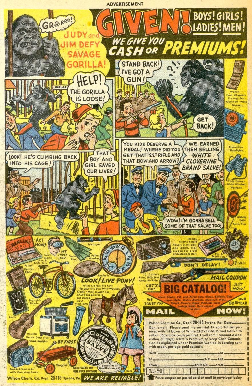 Read online Adventure Comics (1938) comic -  Issue #215 - 34