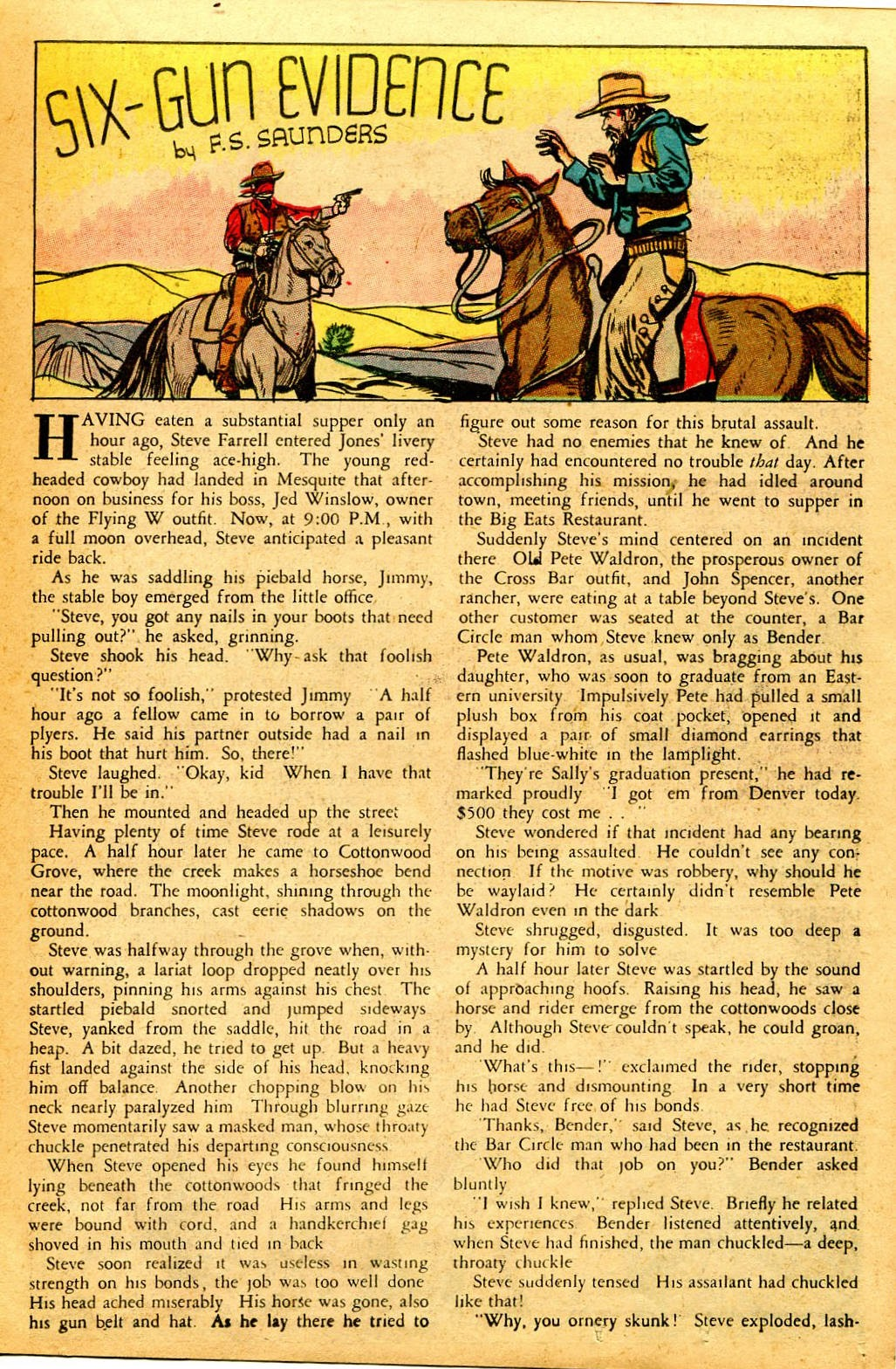 Read online Famous Funnies comic -  Issue #126 - 19