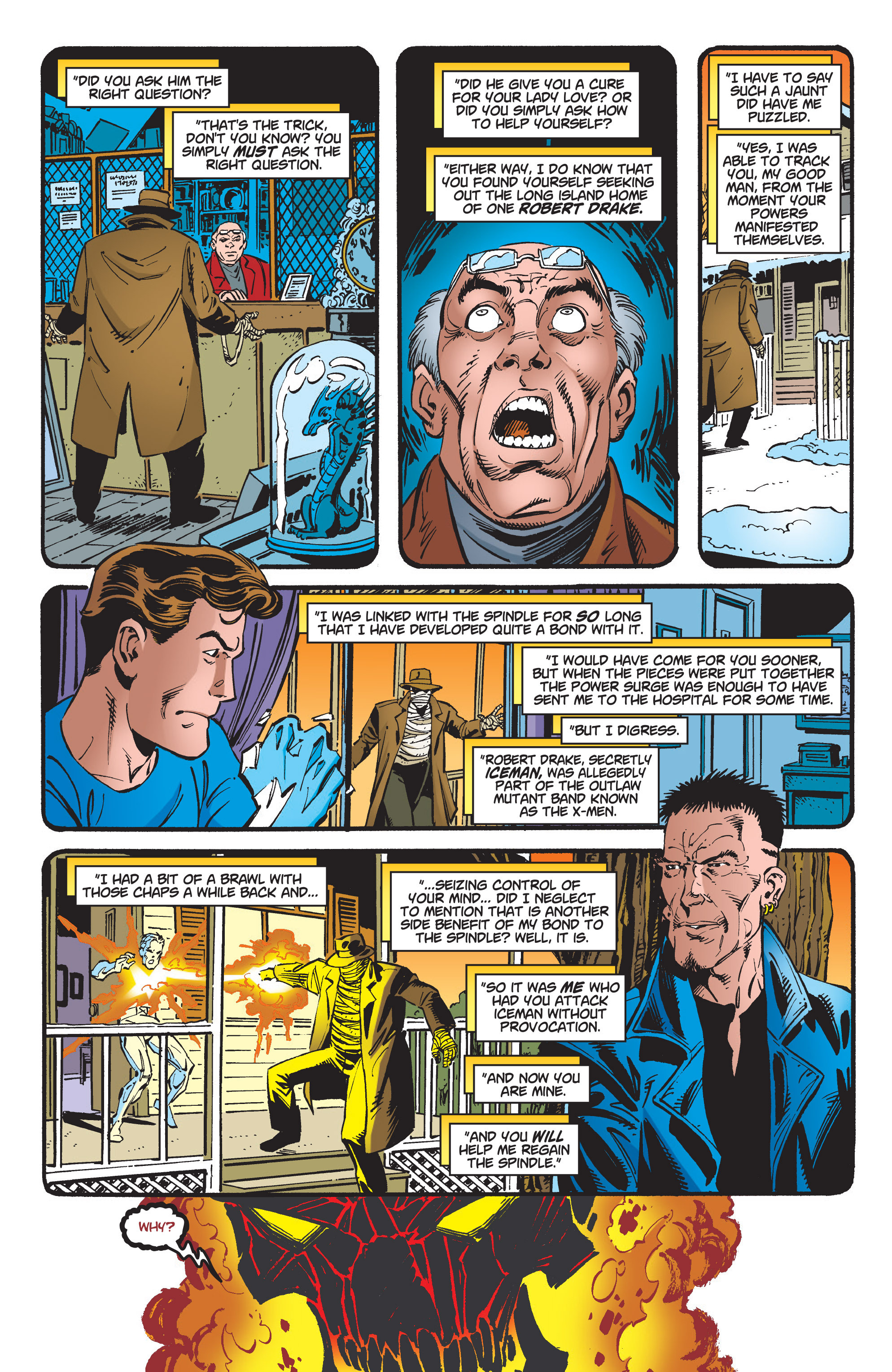 The Amazing Spider-Man (1999) 3 Page 5