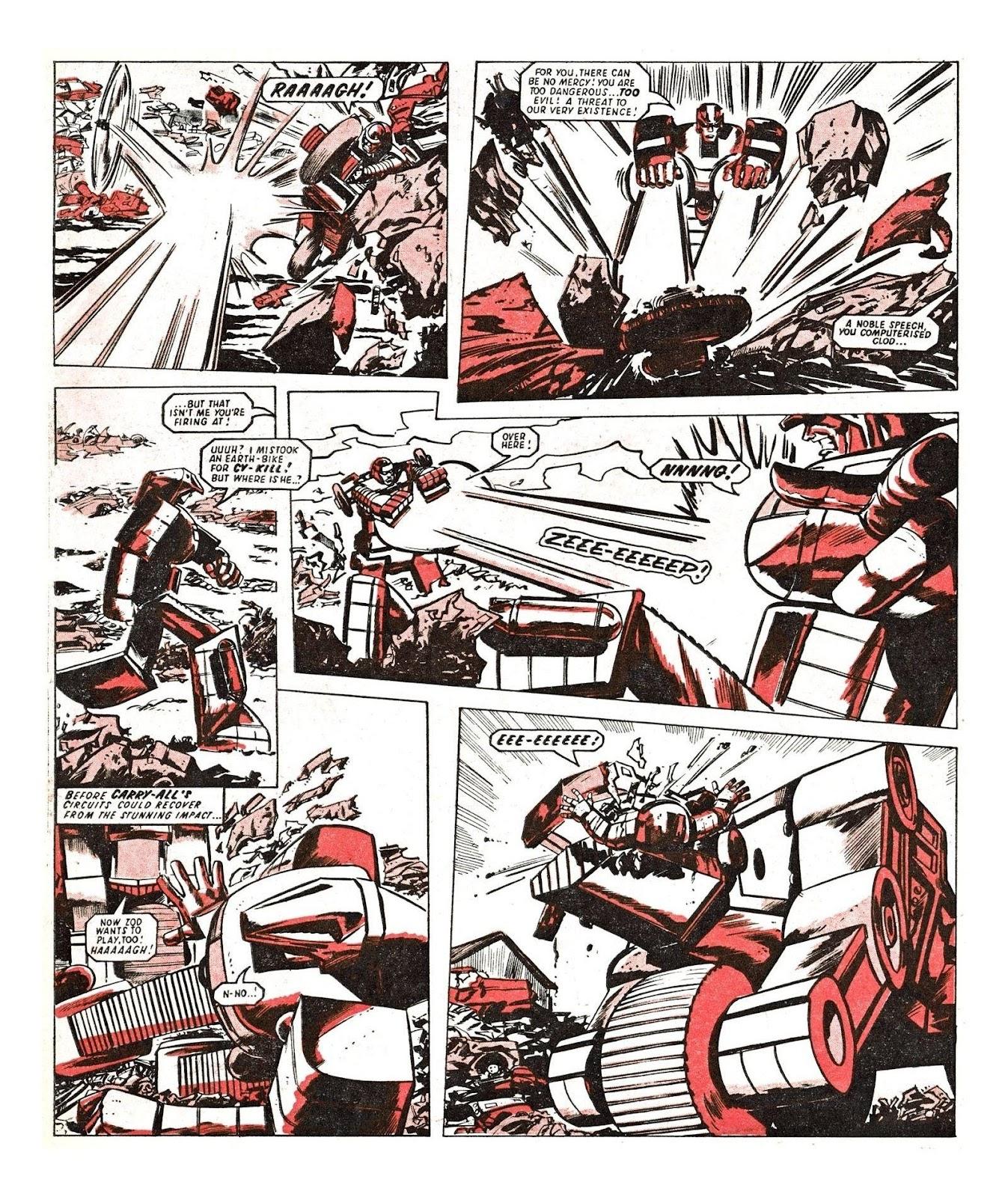 Read online Robo Machines comic -  Issue # TPB - 86