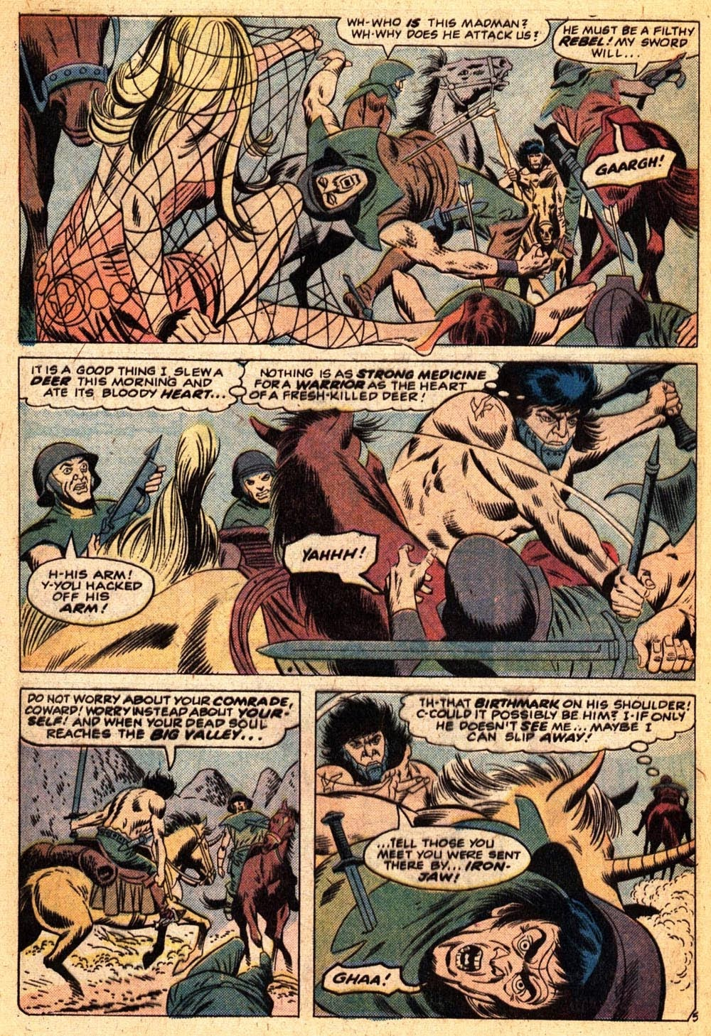 Ironjaw issue 1 - Page 6