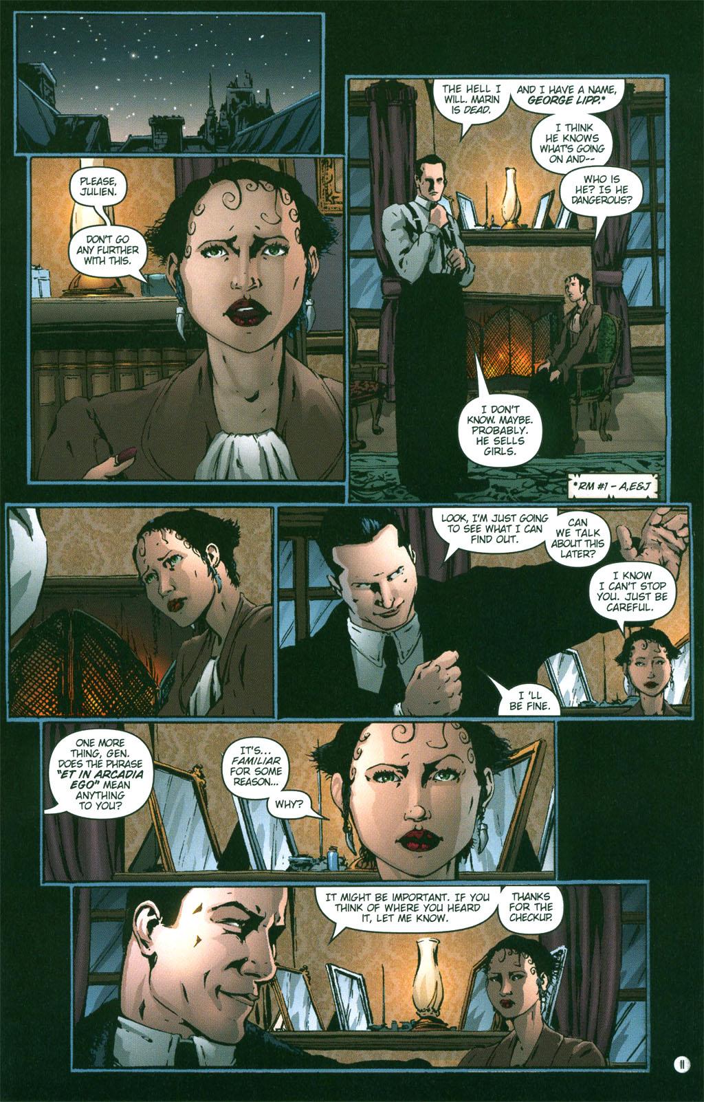 Read online Rex Mundi comic -  Issue #3 - 13