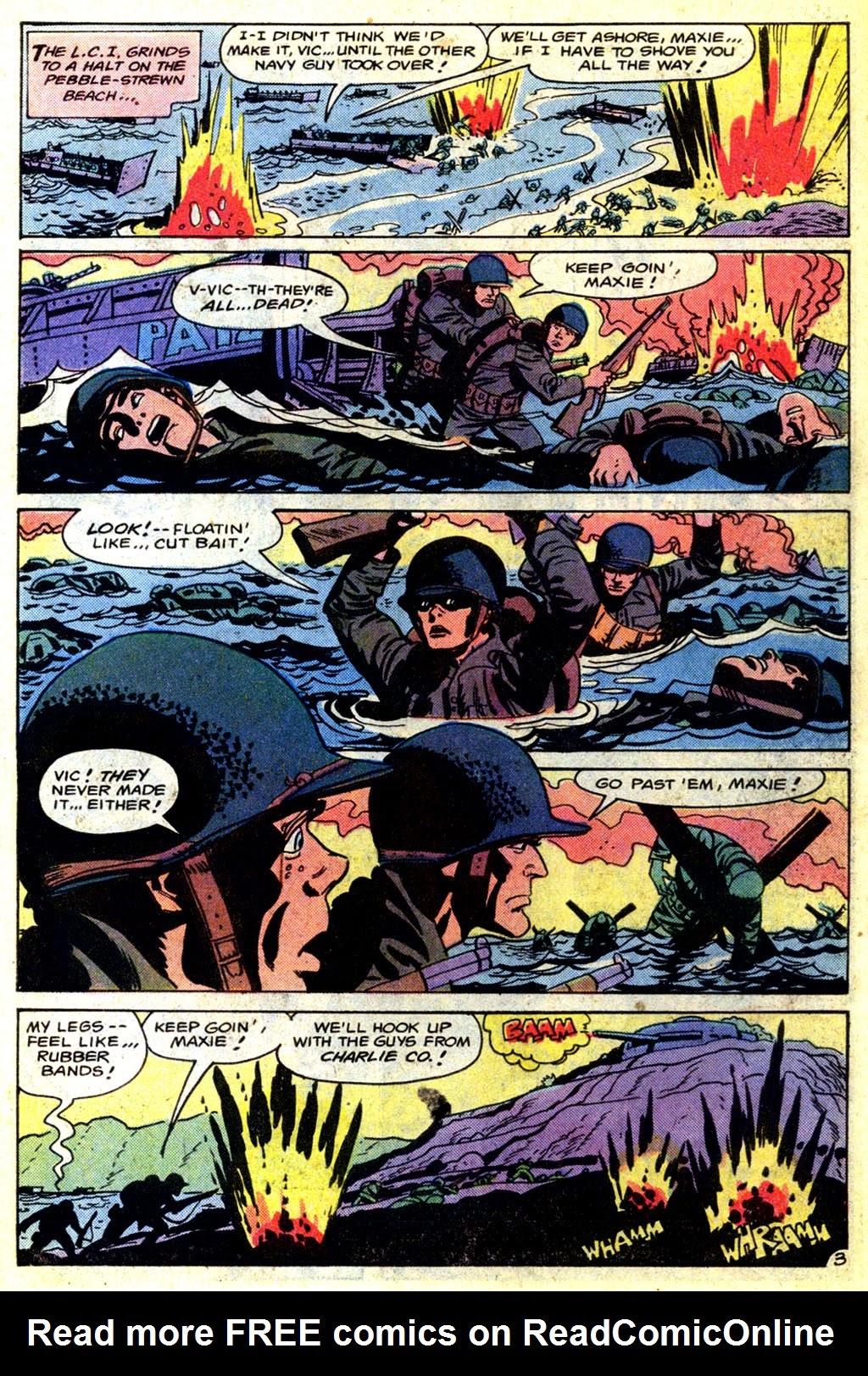 Read online Sgt. Rock comic -  Issue #336 - 16