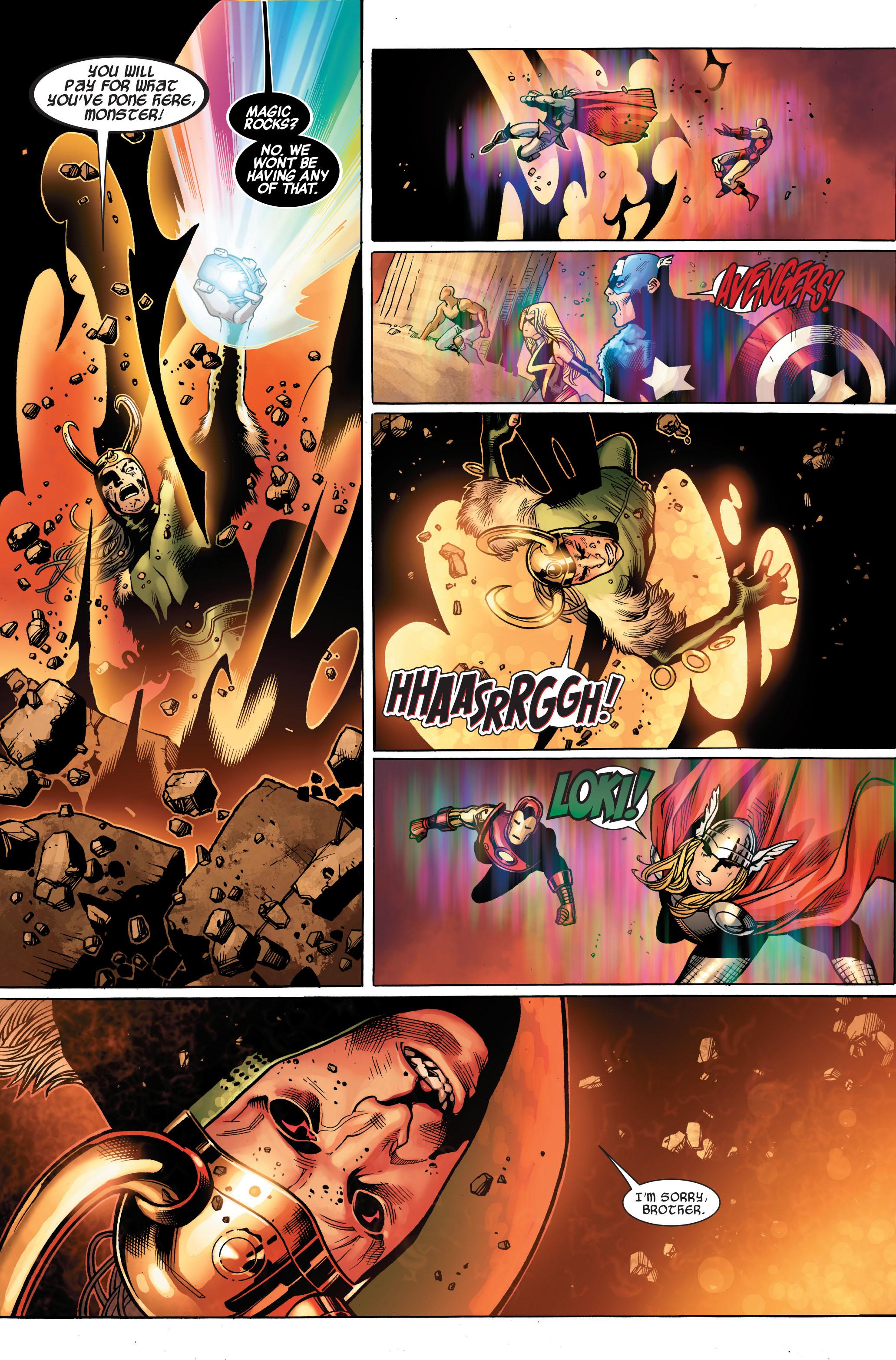 Read online Siege (2010) comic -  Issue #4 - 9