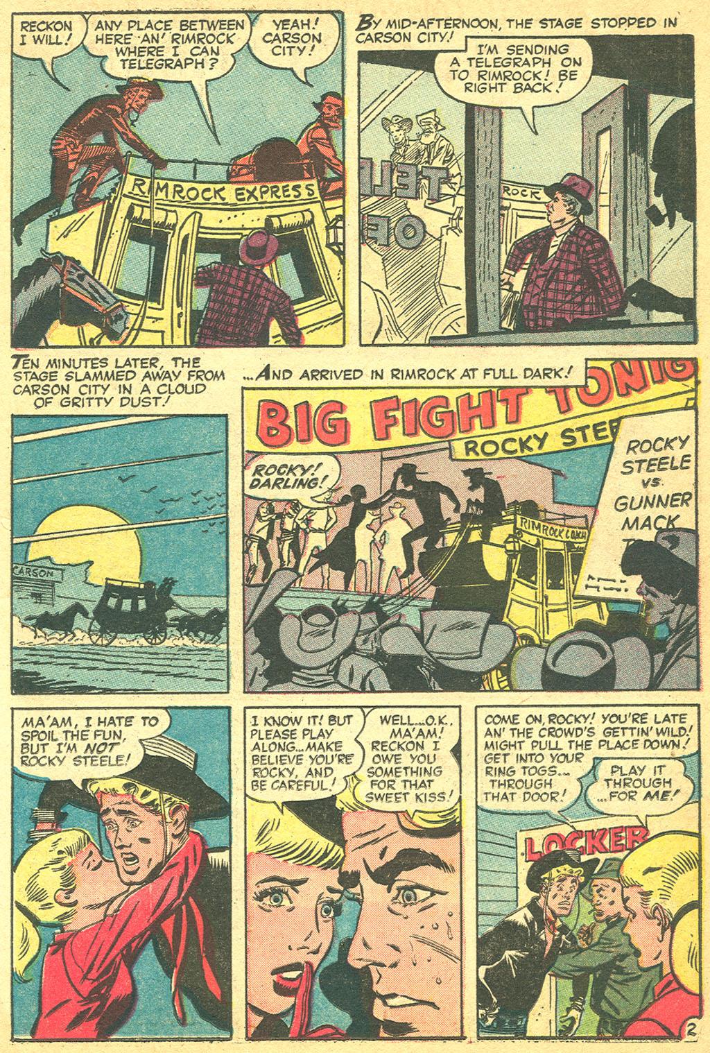 Read online Two-Gun Kid comic -  Issue #34 - 11