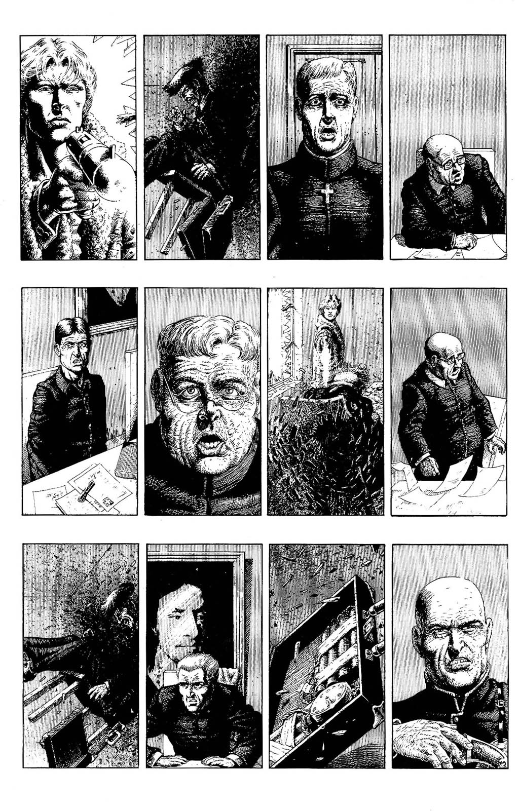 Read online The Adventures of Luther Arkwright comic -  Issue #8 - 5