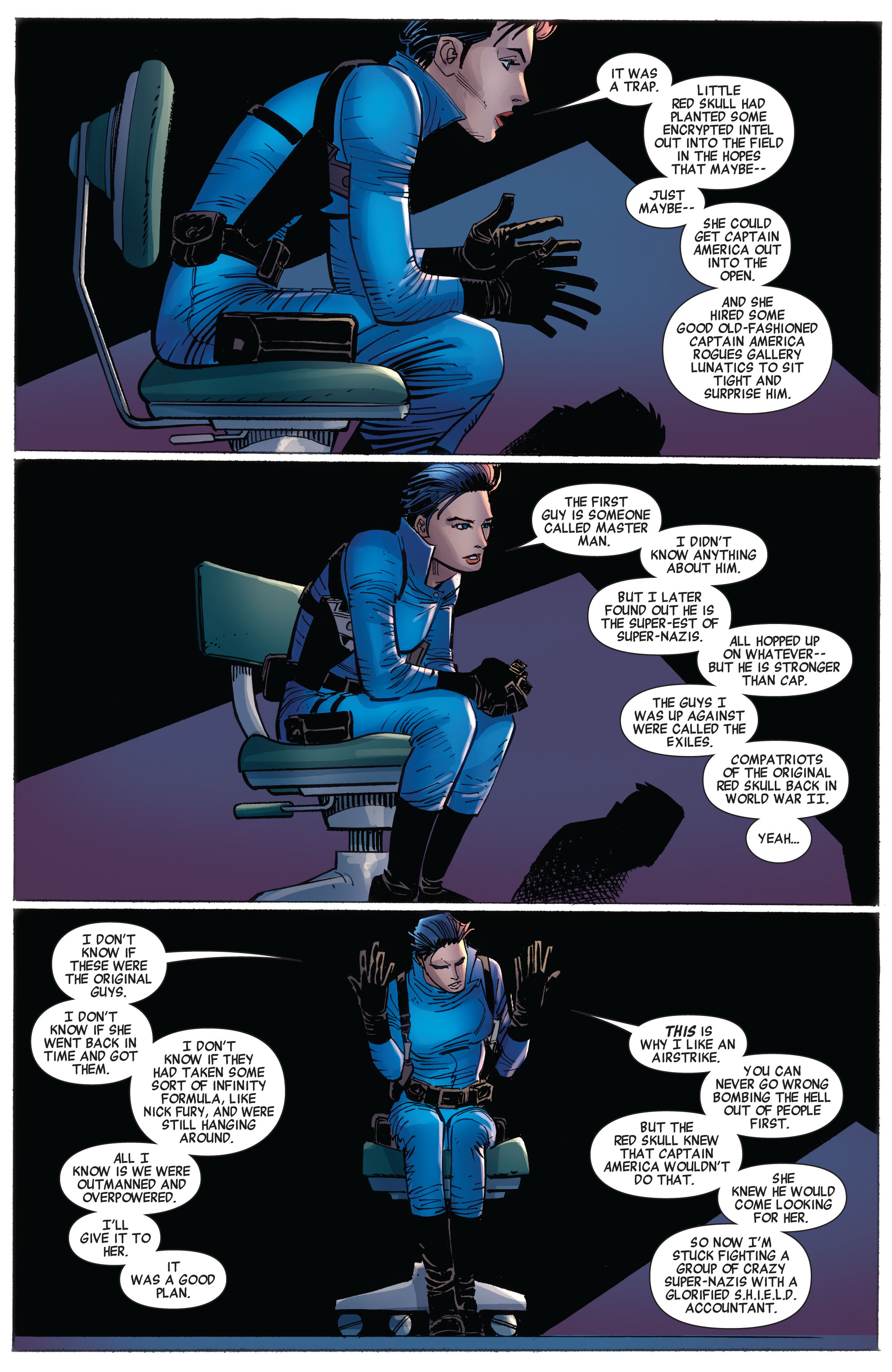 Read online Avengers (2010) comic -  Issue #16 - 15