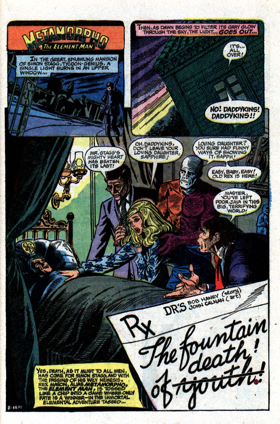 Read online Action Comics (1938) comic -  Issue #418 - 21