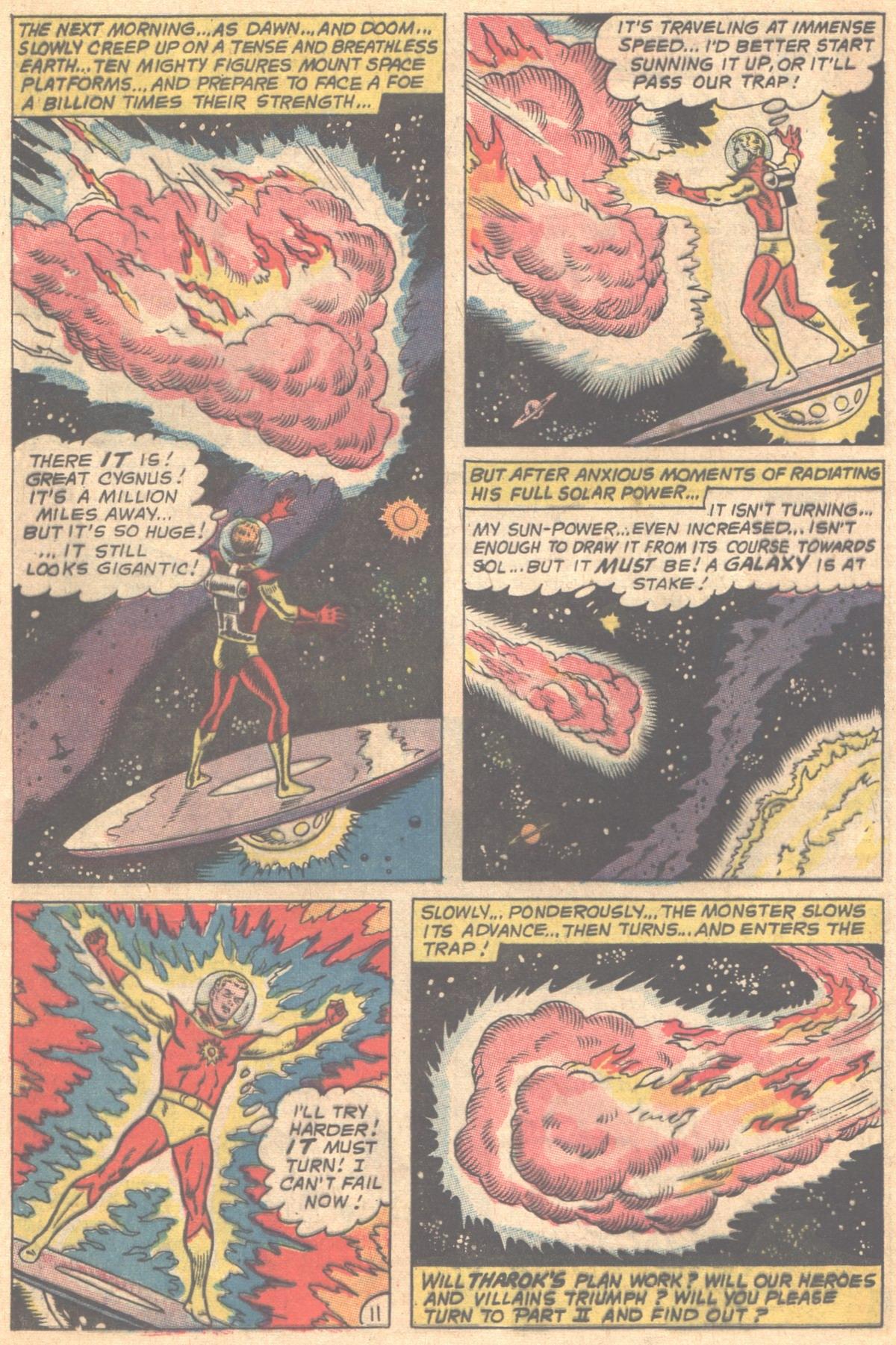 Read online Adventure Comics (1938) comic -  Issue #353 - 16