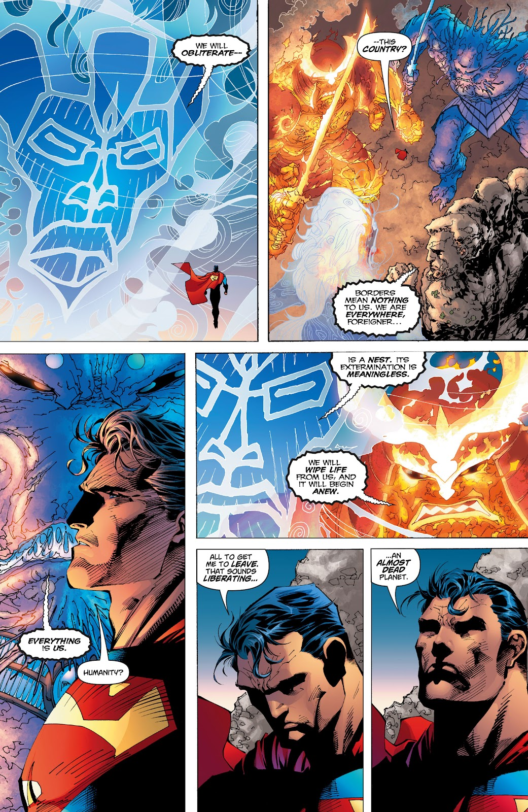 Read online Superman: For Tomorrow comic -  Issue # TPB (Part 2) - 48