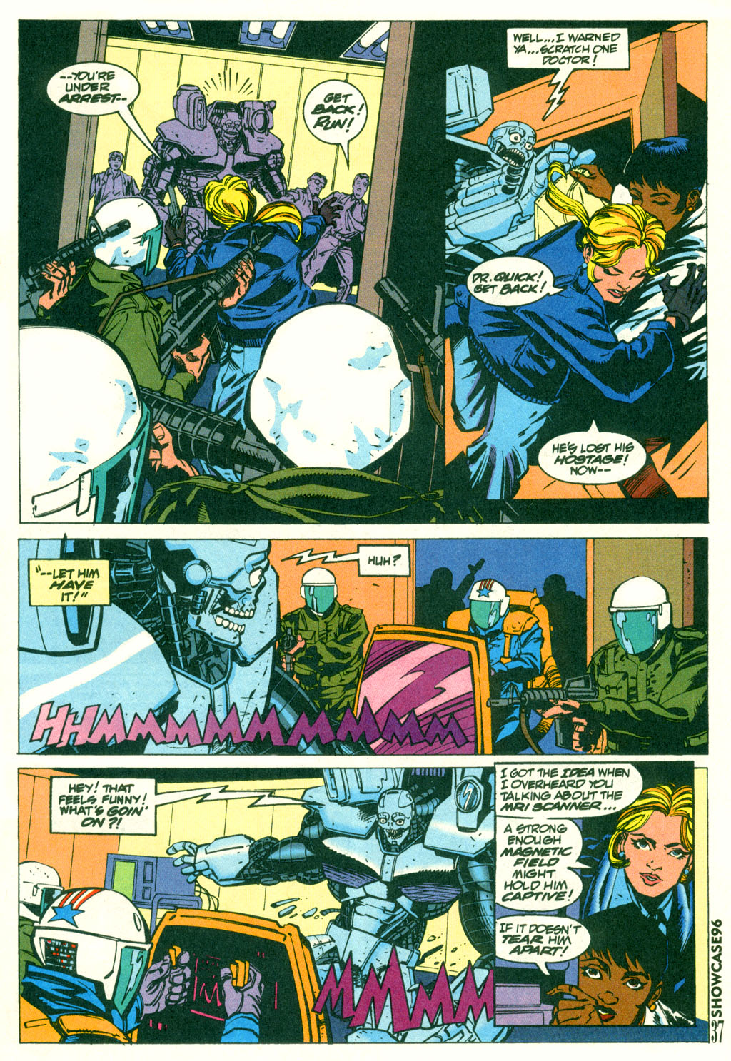 Read online Showcase '96 comic -  Issue #2 - 35
